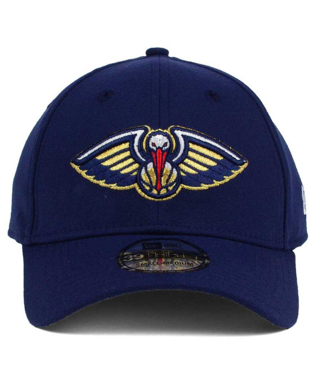 f65b9866e4b Lyst - Ktz Team Classic 39thirty Cap in Blue for Men
