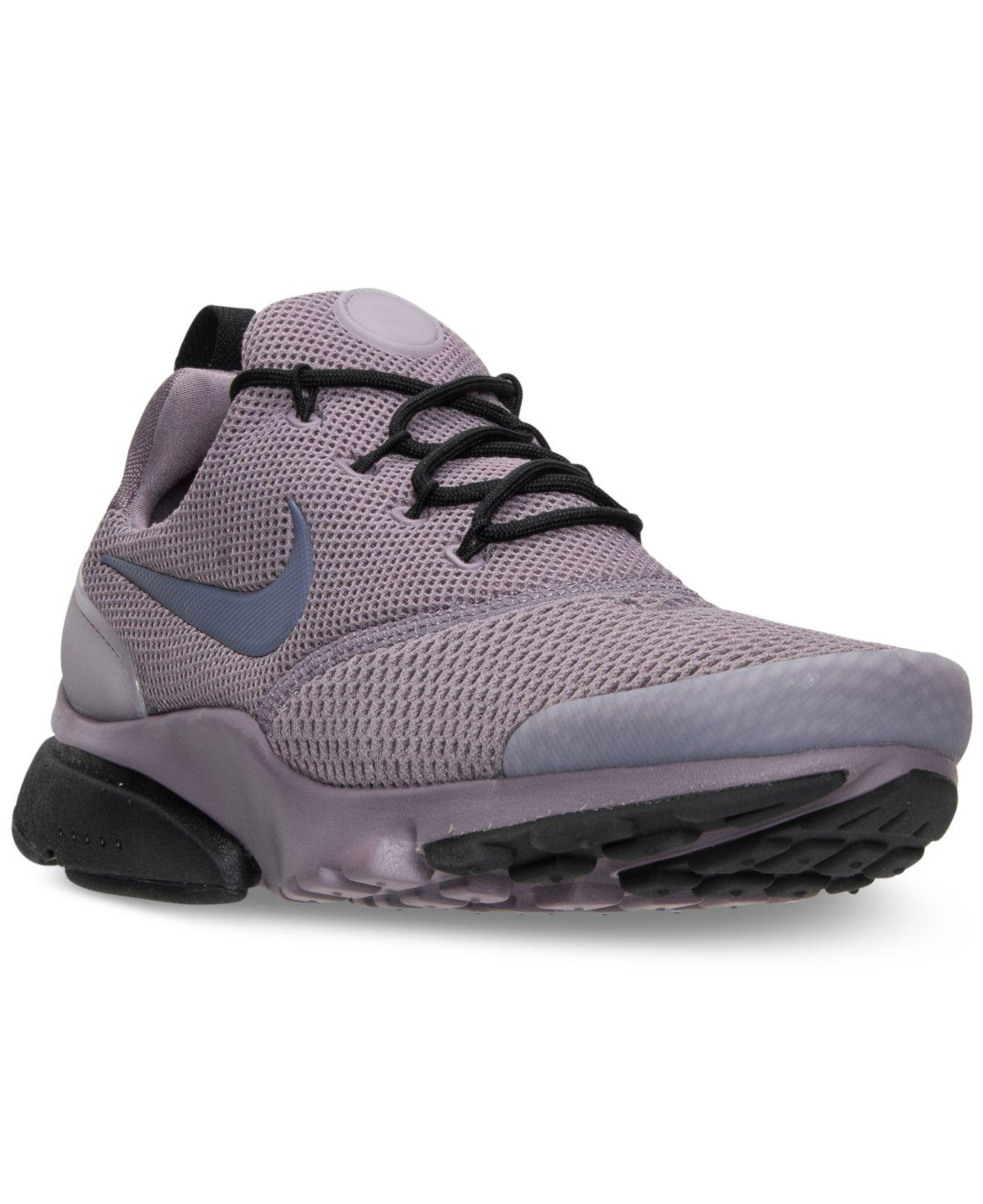 3289d73703d1 Lyst - Nike Women s Presto Fly Running Sneakers From Finish Line