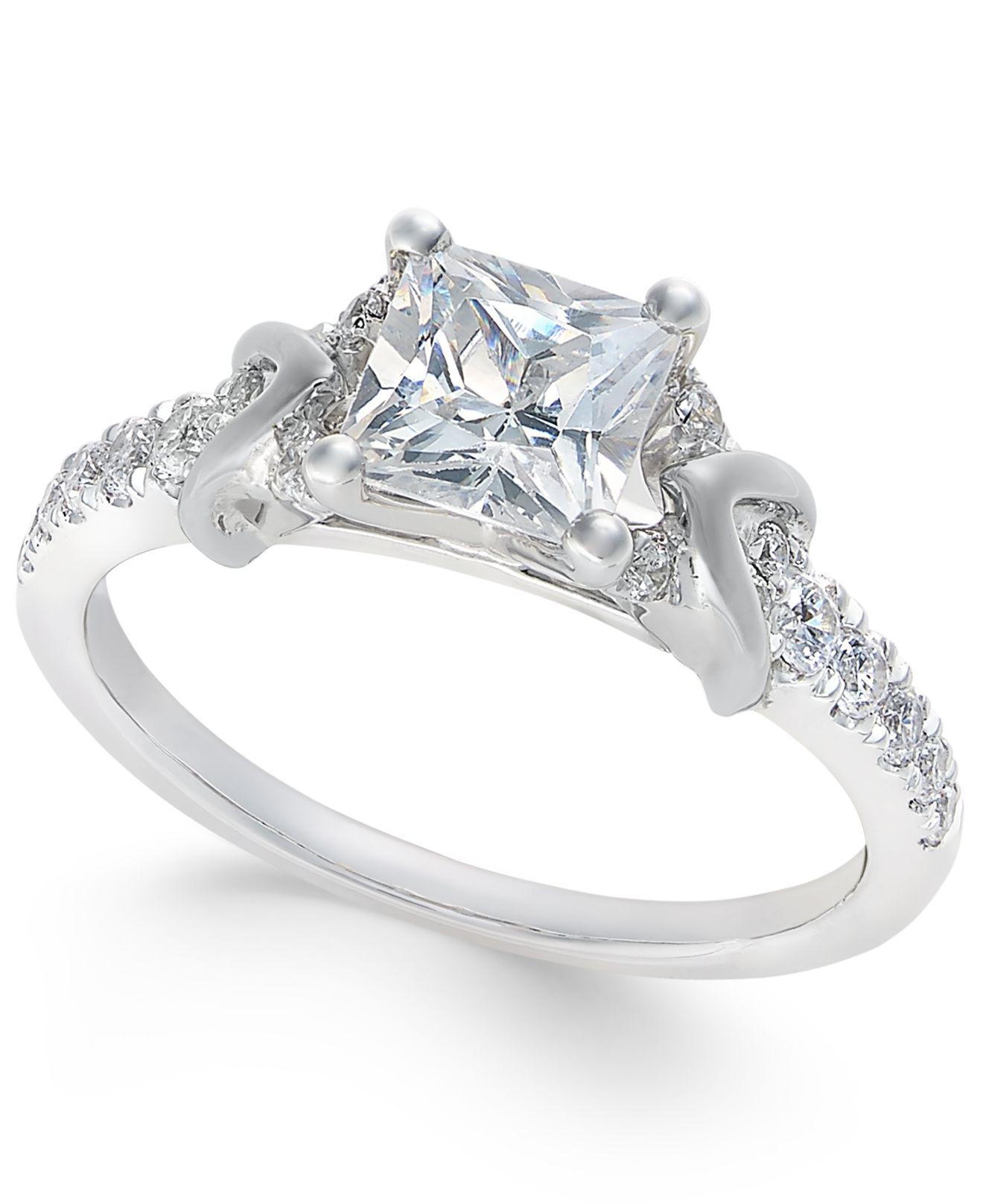 Engagement Rings On Sale Macys