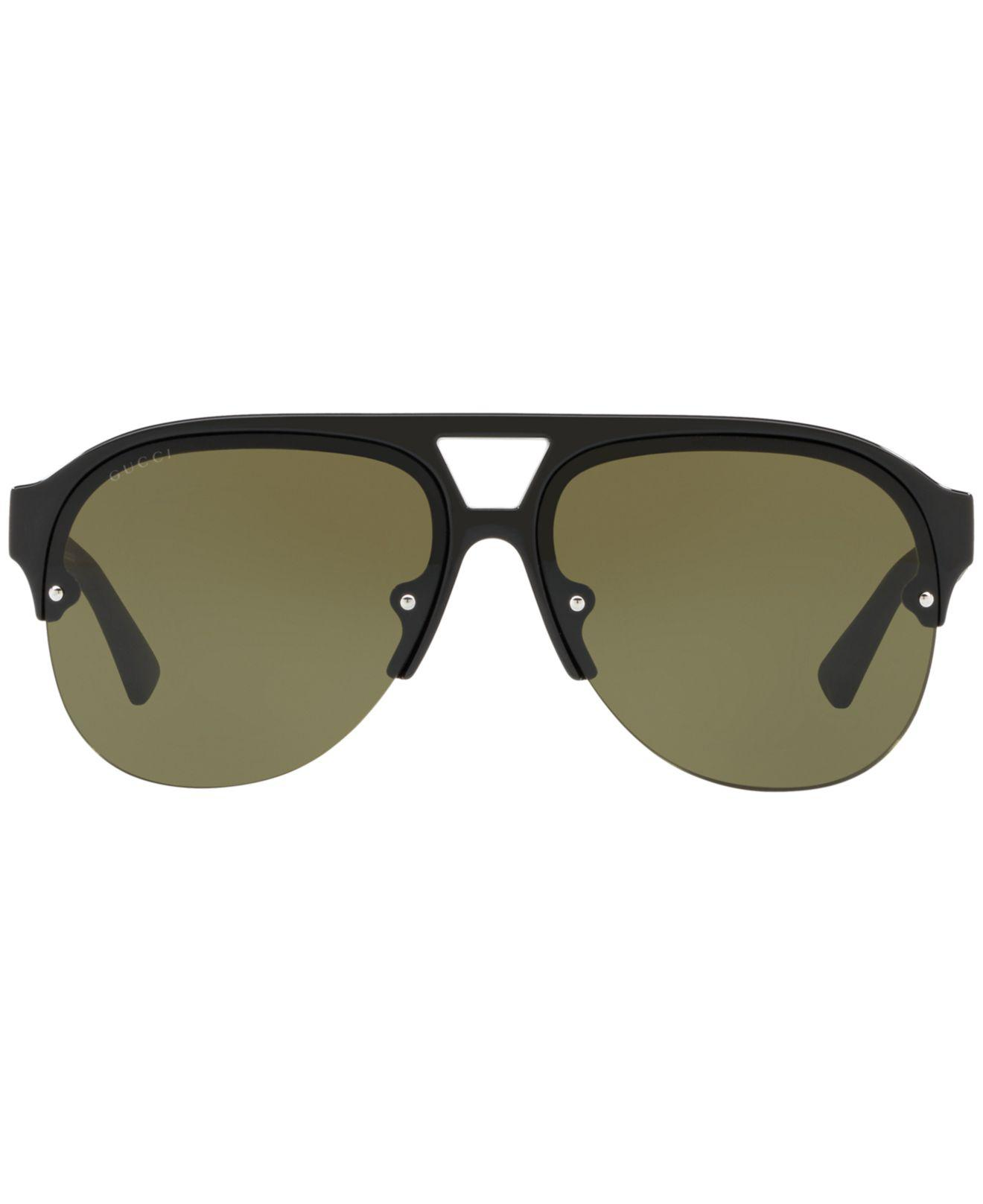 7a3eb4ba8be Lyst - Gucci Gc001115 in Green for Men