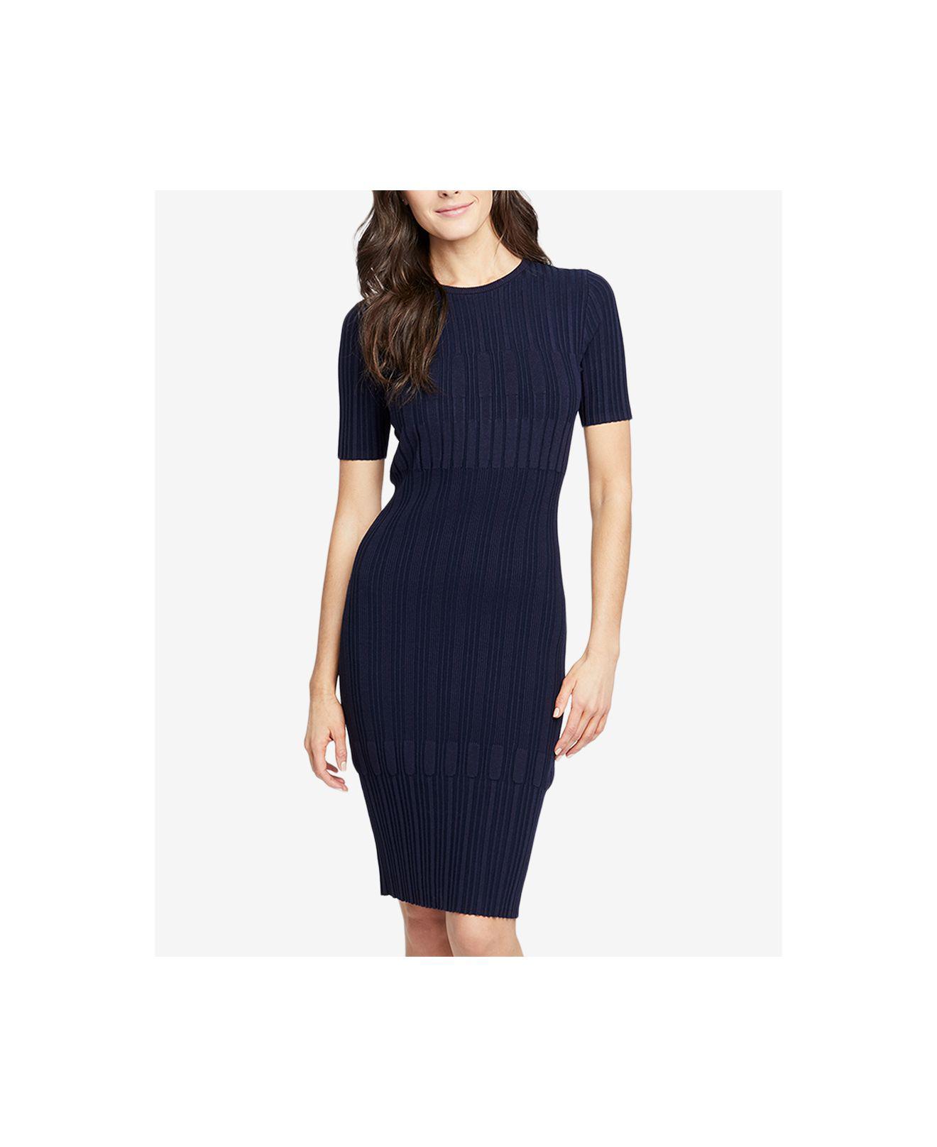 5b5a7afd69a Lyst - RACHEL Rachel Roy Sweater Dress