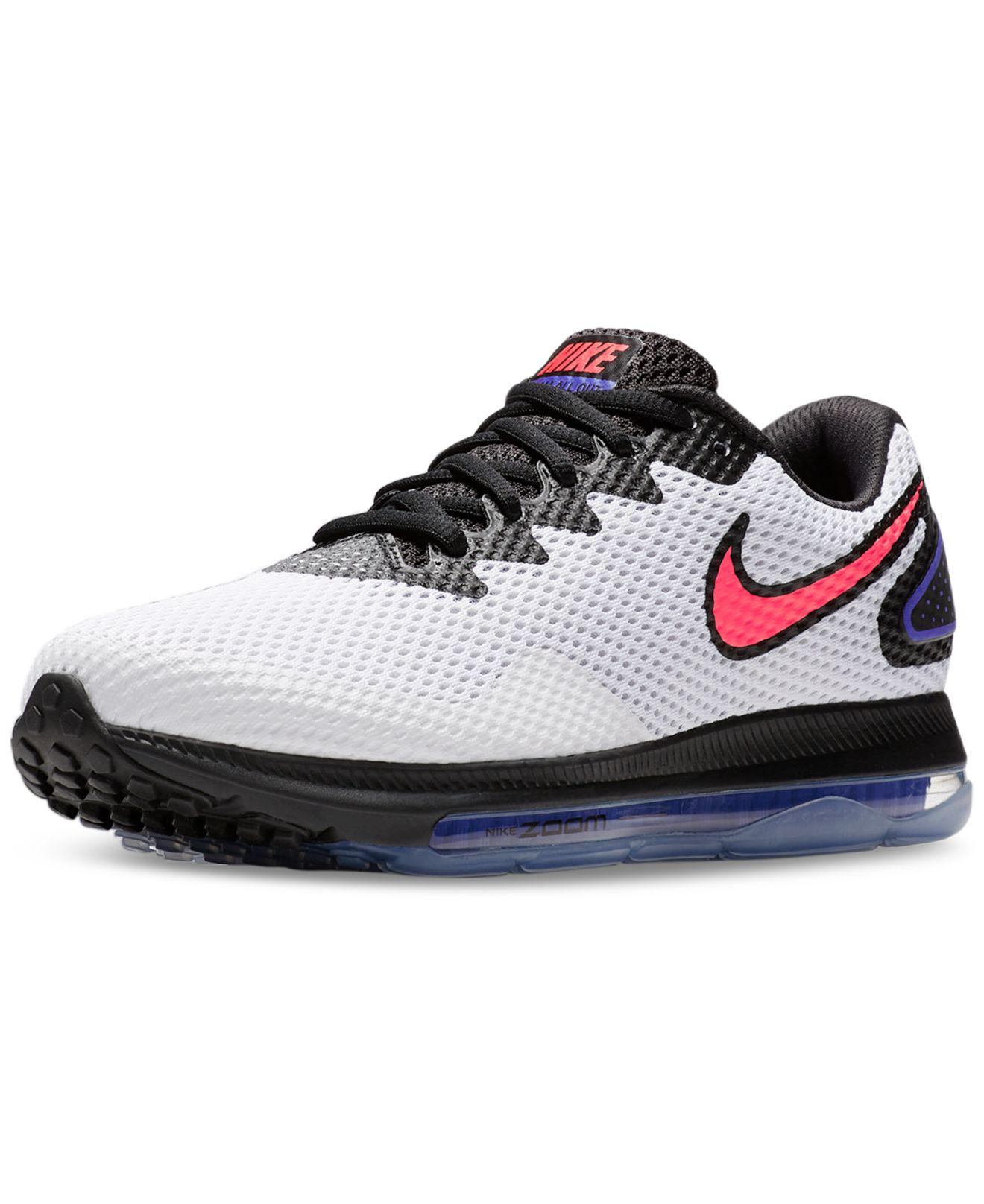 26d343a7322 Lyst - Nike Zoom All Out Low 2 Running Sneakers From Finish Line in ...