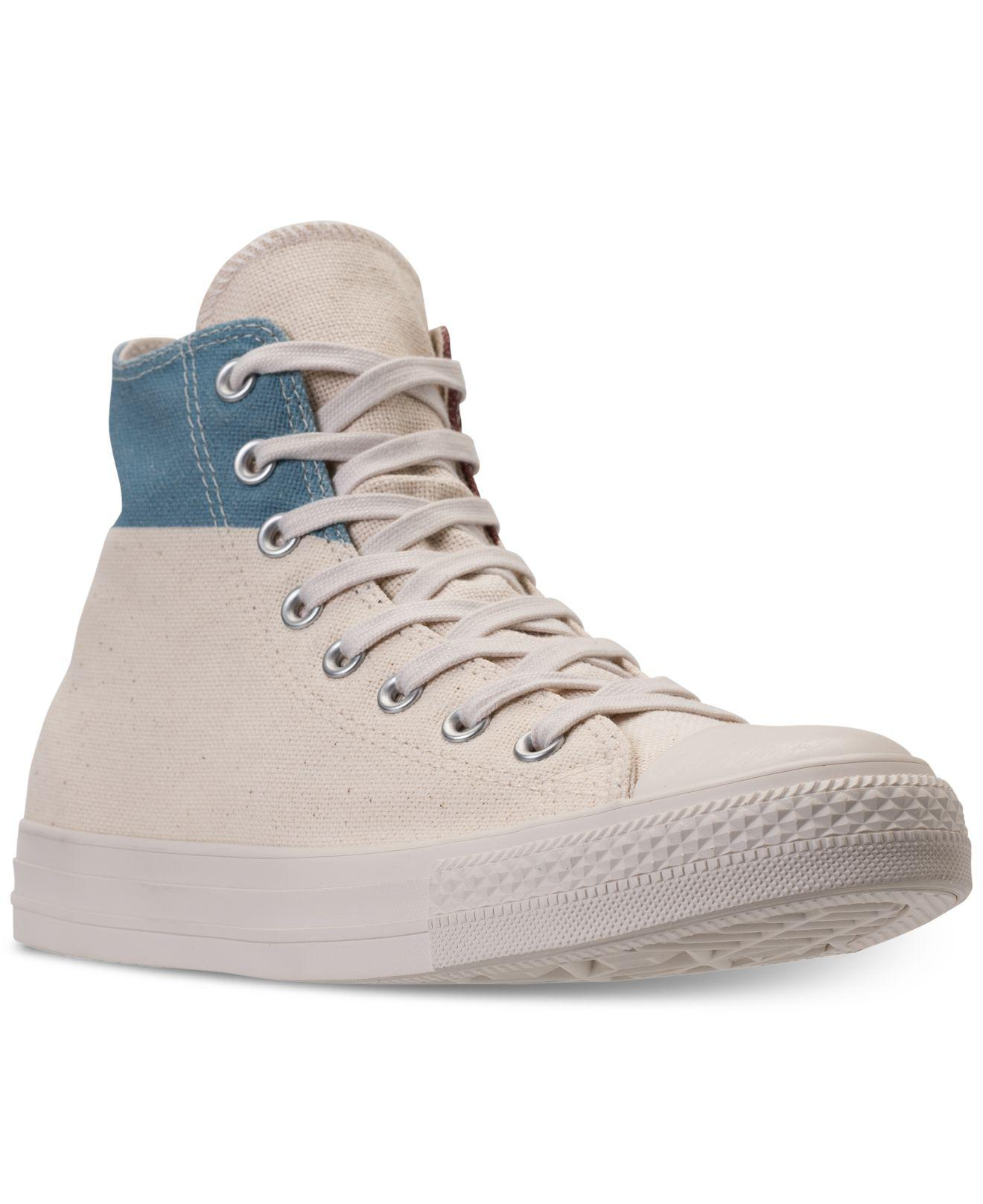 346166e53ea6 Lyst - Converse Chuck Taylor All Star High Top Casual Sneakers From ...