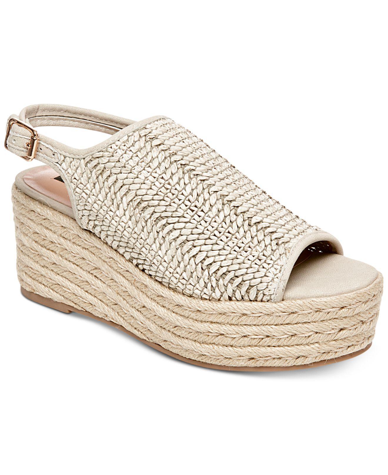 b0c3c25b3bb Women's Natural Courage Espadrille Wedge Sandals