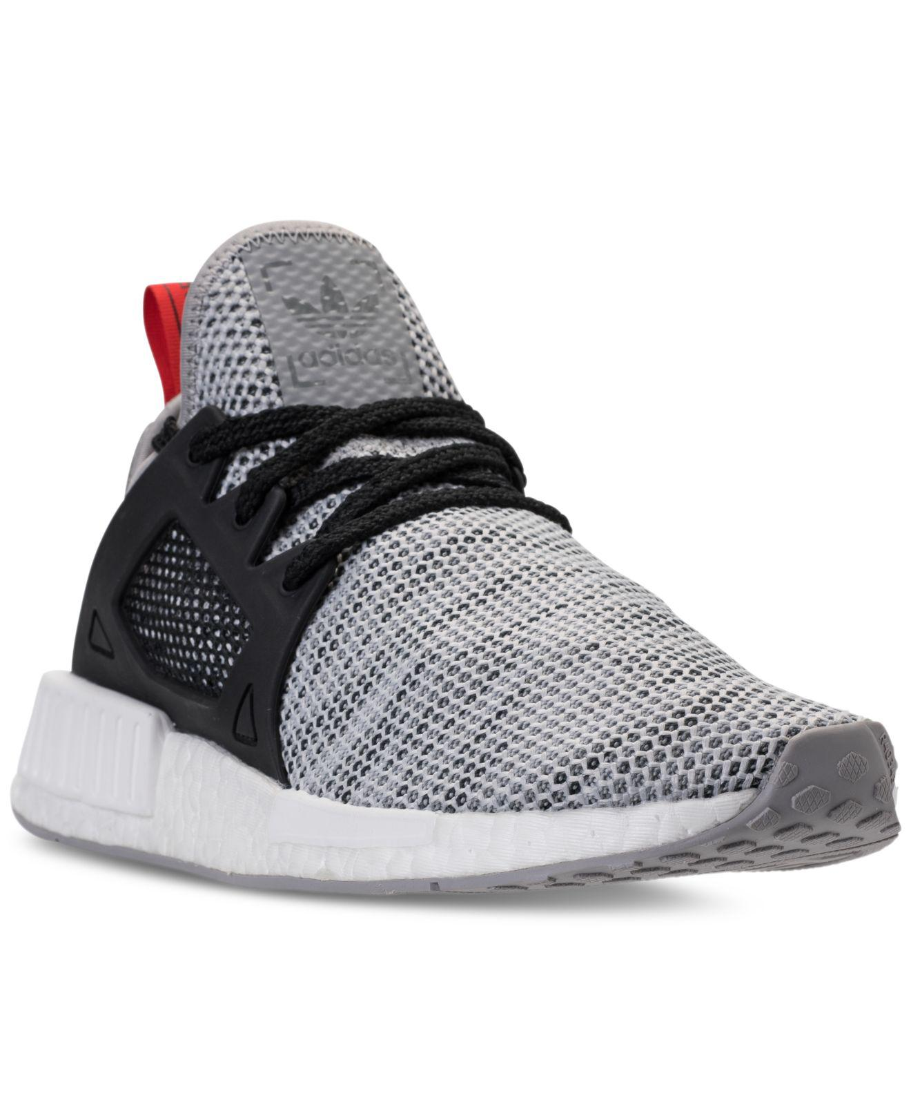 c7863bede3bfe Lyst - Adidas Originals Men's Nmd Xr1 Primeknit Casual Sneakers From ...