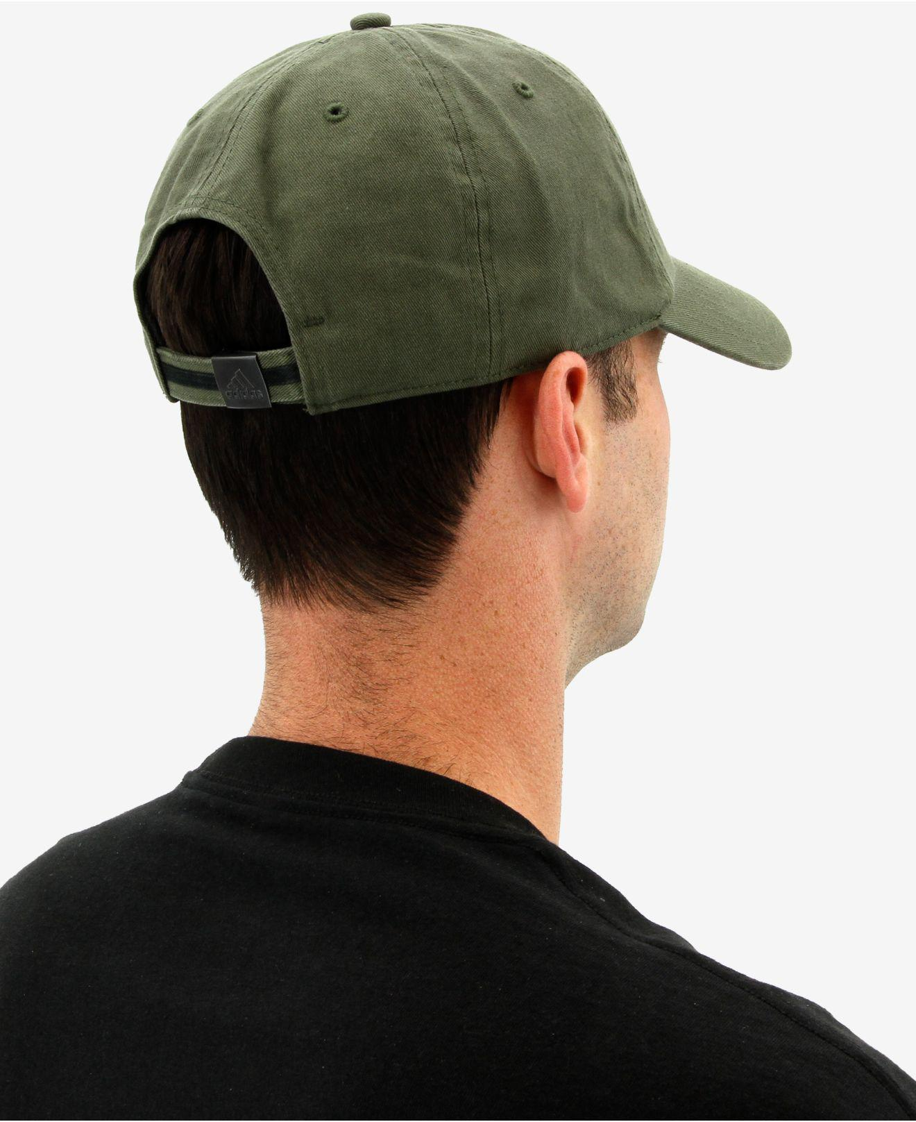 8ab0f3749 Adidas Green Men's Ultimate Climalite® Cotton Cap for men