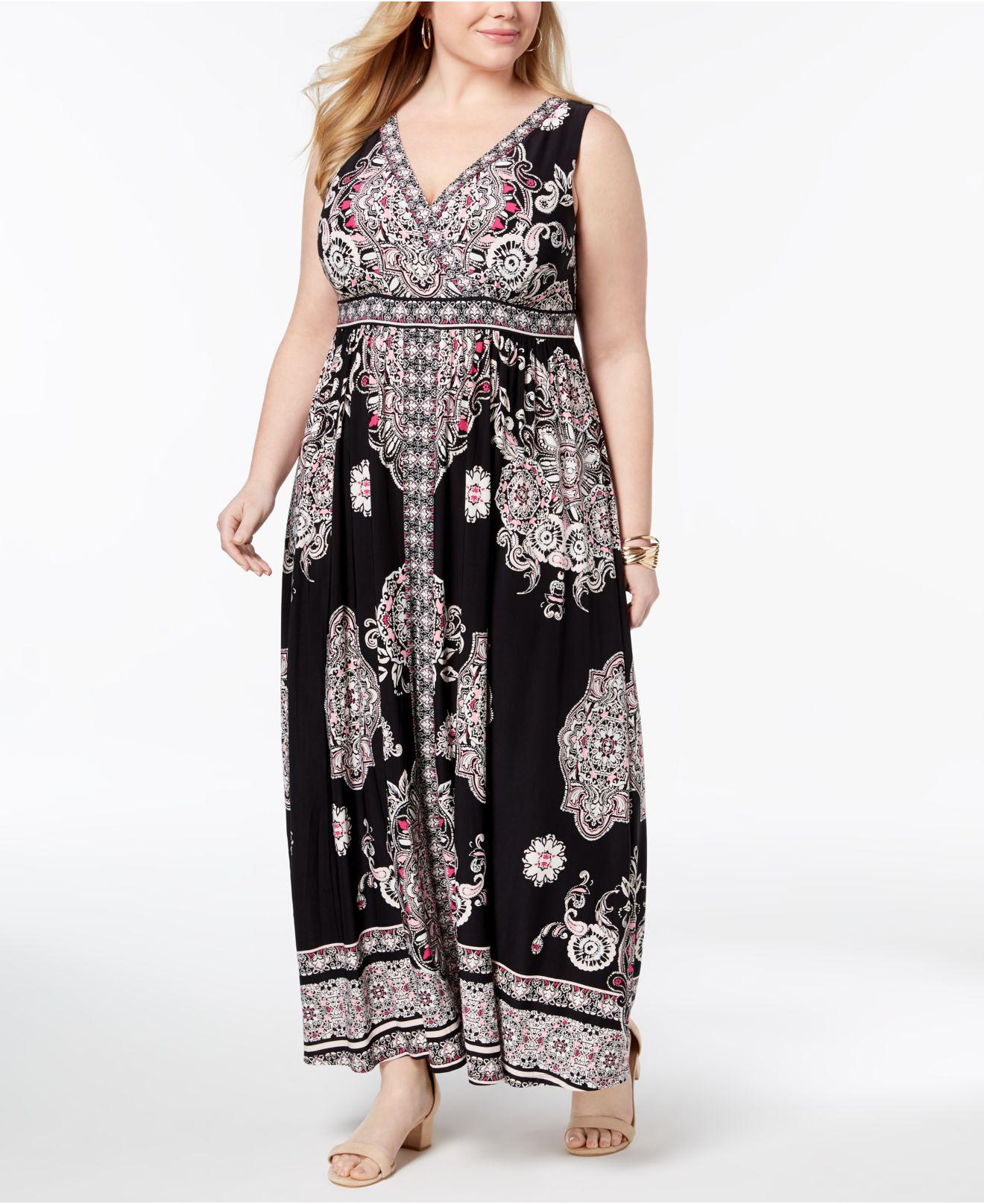 Maxi Dress Plus Size Macys