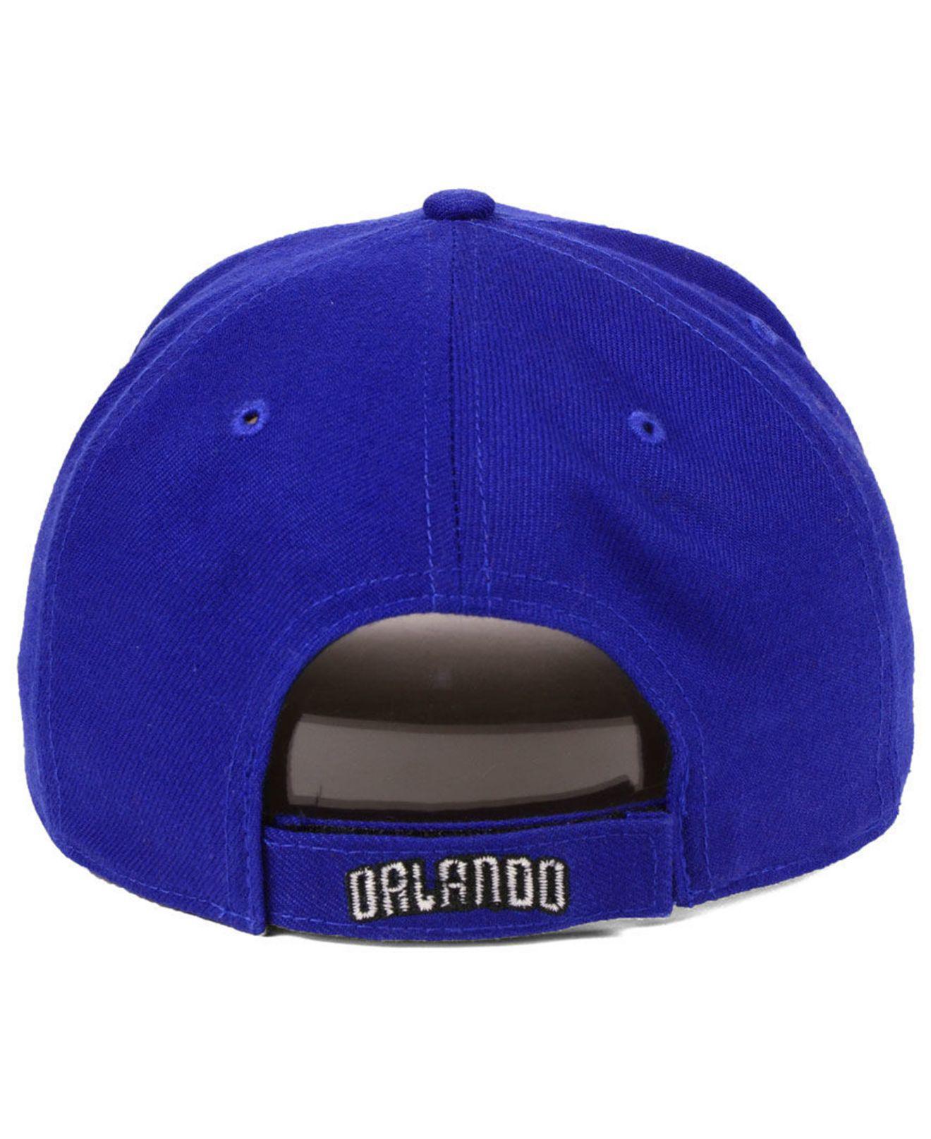 the best attitude 781cc e6134 ... cheap sale 47 brand blue orlando magic mash up mvp cap for men lyst.  view