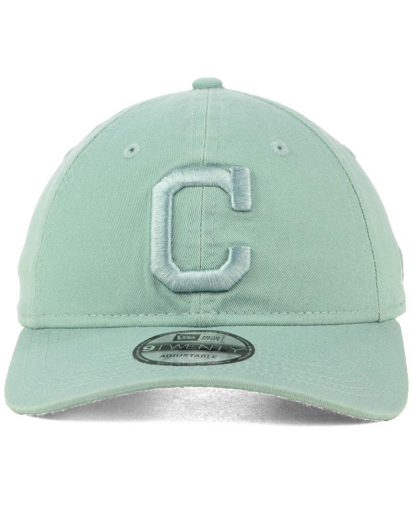 wholesale dealer 1f5d7 70c5a ... coupon code for lyst ktz cleveland indians spring classic 9twenty cap  in blue for men 786d3