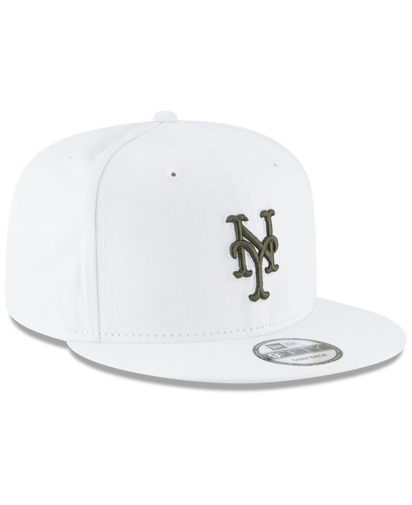 buy cheap best wholesaler hot products KTZ Synthetic Fall Shades 9fifty Snapback Cap in White for Men - Lyst