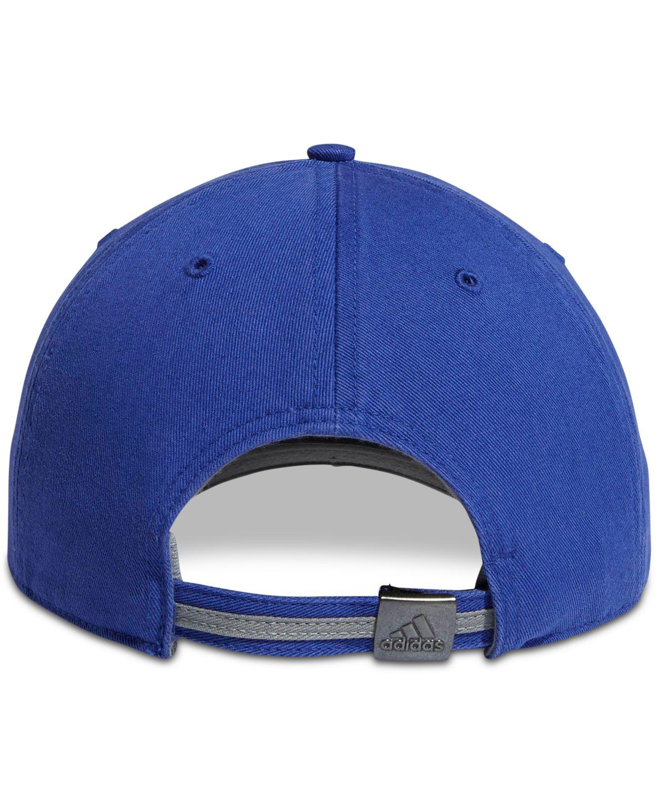d1c4e962 Lyst - adidas Ultimate Logo Cap in Blue for Men