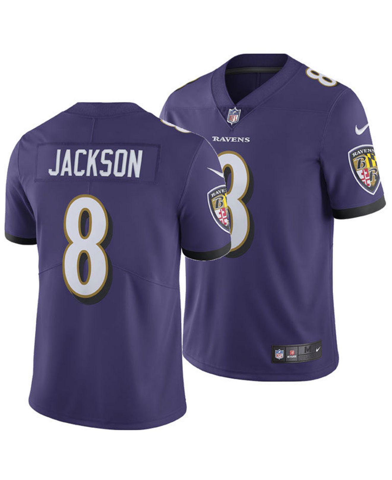 Lamar Jackson Baltimore Ravens Limited Jersey