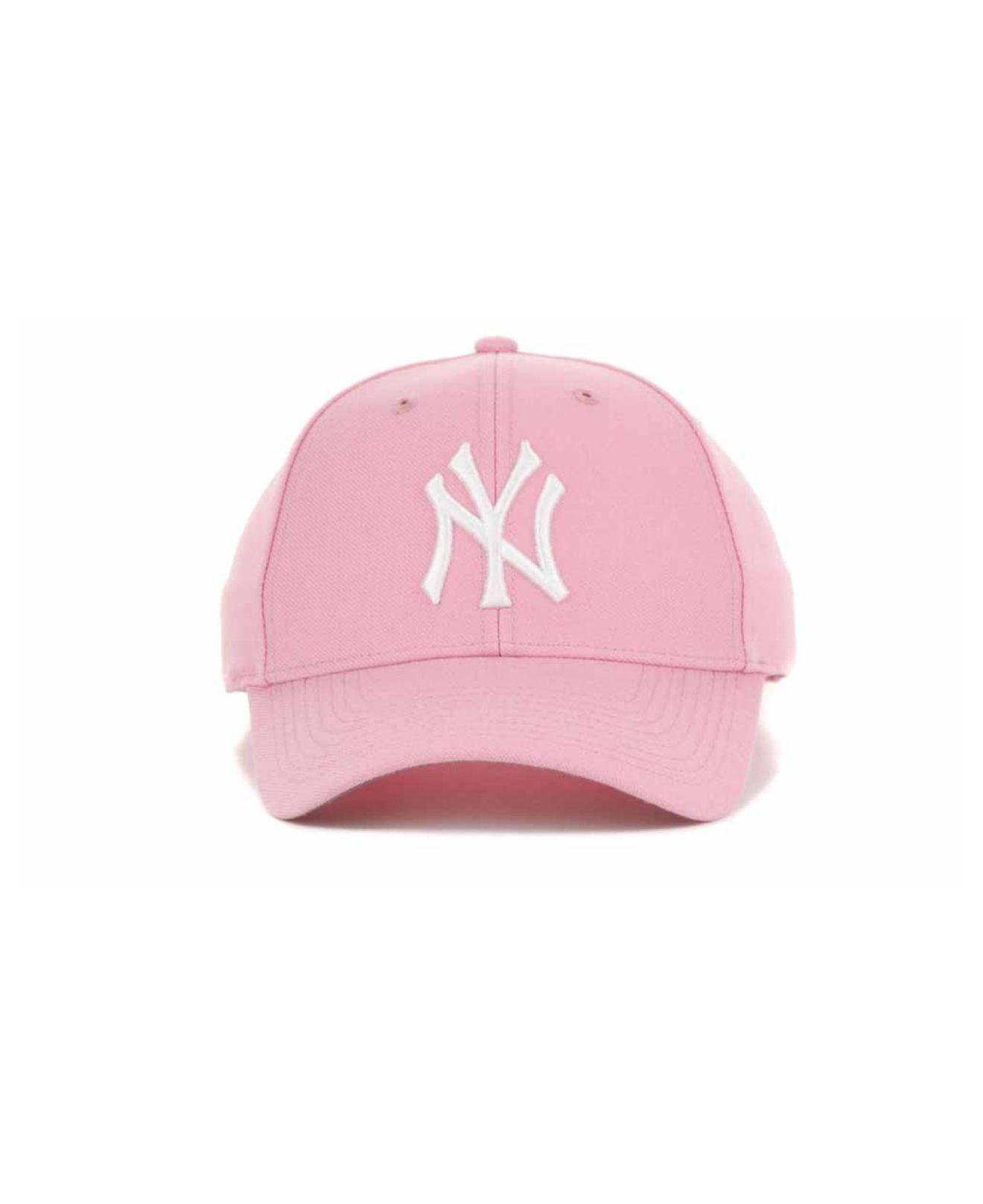 3aa1975e1f New York Yankees Pink Backpack- Fenix Toulouse Handball