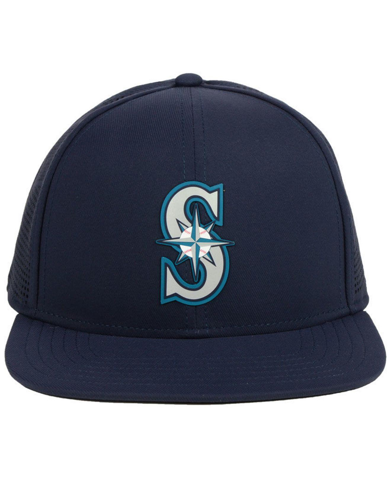 best service 3c7d4 caee5 ... new zealand lyst under armour seattle mariners supervent cap in blue  for men 6a1ca dd079