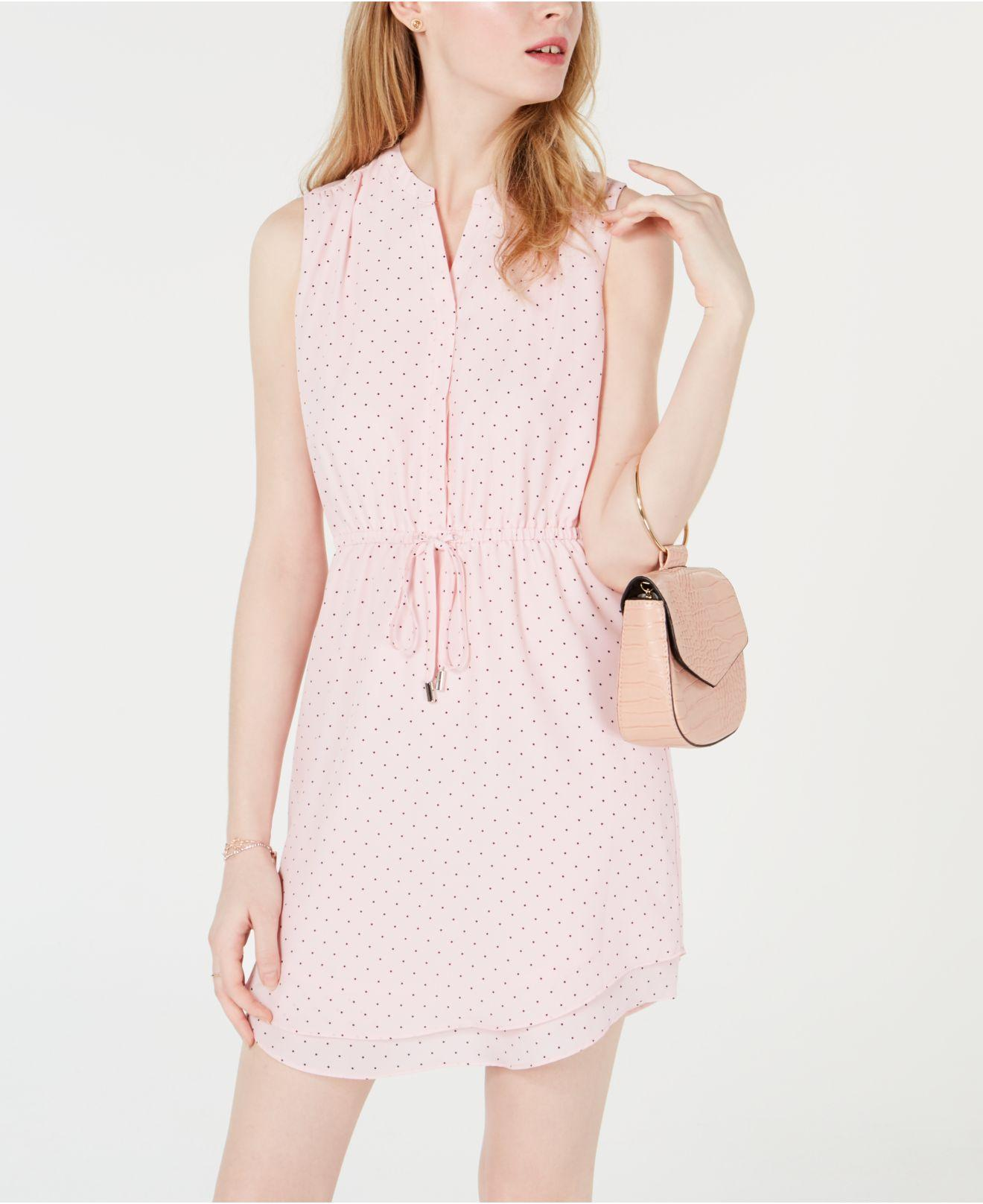 fea38a9a Lyst - Maison Jules Printed Fit & Flare Dress, Created For Macy's in ...