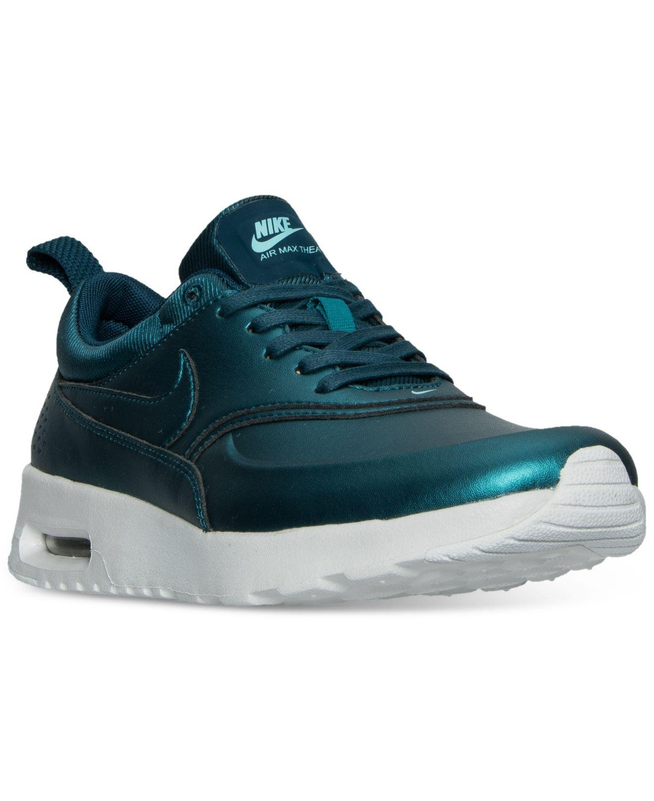 33c593399c Lyst - Nike Women's Air Max Thea Se Running Sneakers From Finish ...