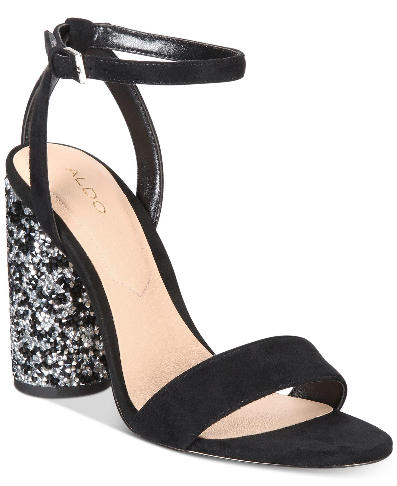 great look popular brand lowest discount Rossena Cylinder-heel Dress Sandals