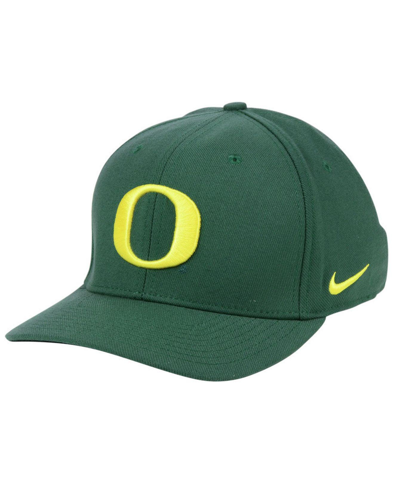 649d2b9ea12 Lyst - Nike Oregon Ducks Col Dri-fit Wool Cap in Green for Men