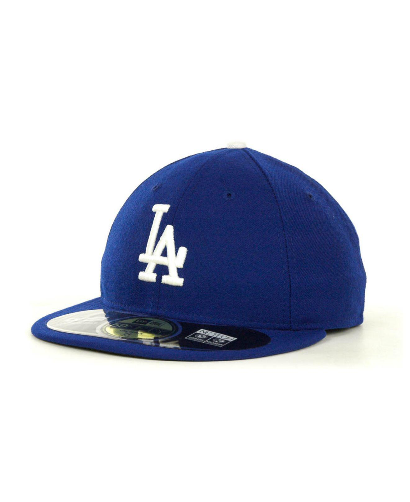 the best attitude 389cd ff223 ... italy lyst ktz los angeles dodgers low crown ac performance 59fifty cap  6e7ce a22cd
