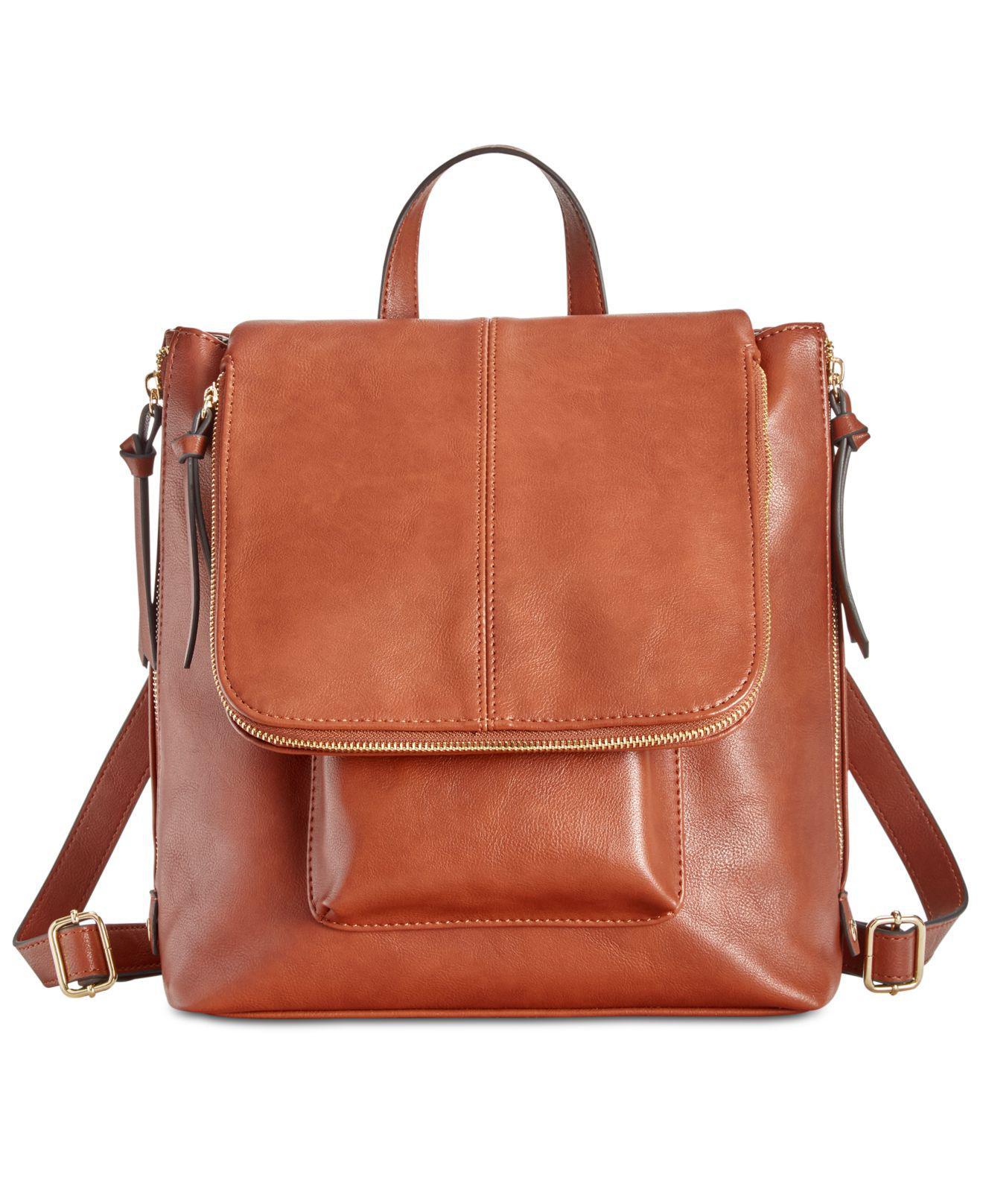 Lyst - INC International Concepts I.n.c. Elliah Convertible Backpack ... 6a9c167948c5b