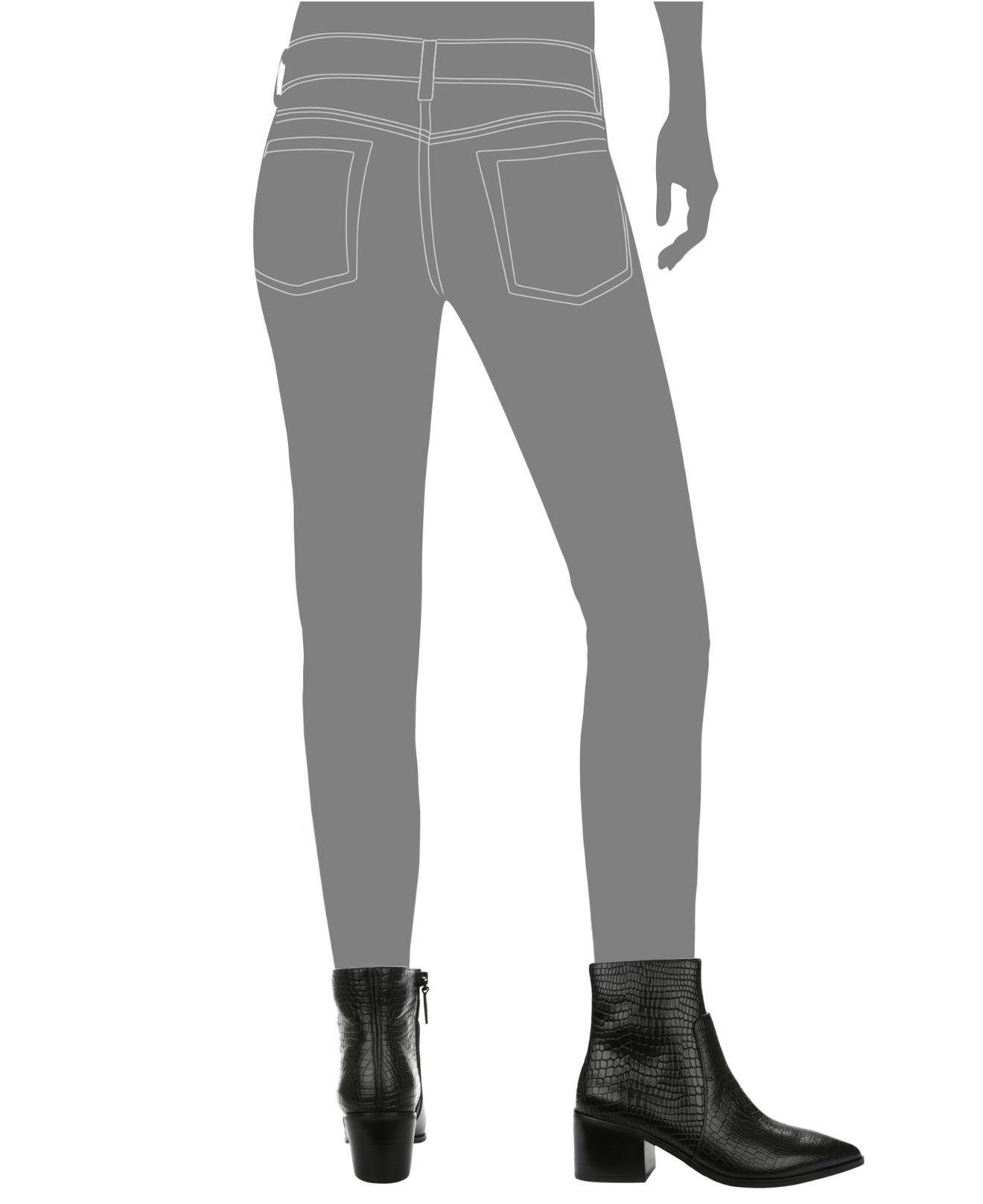 Tahari Leather Raffi Boots in Black - Lyst