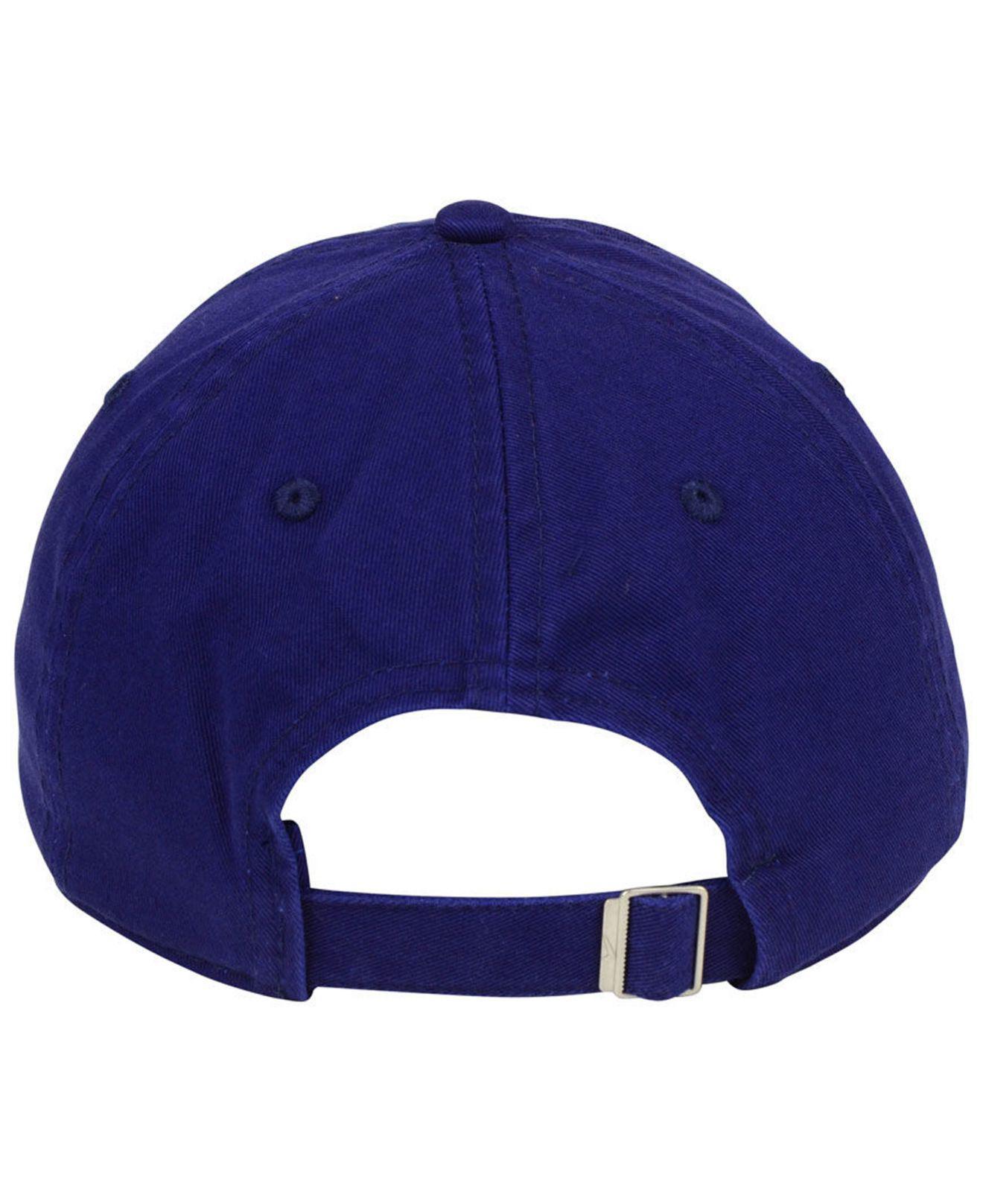 big sale c9647 8d7c6 ... purchase nike blue texas rangers micro cap for men lyst. view  fullscreen eadb1 fd862