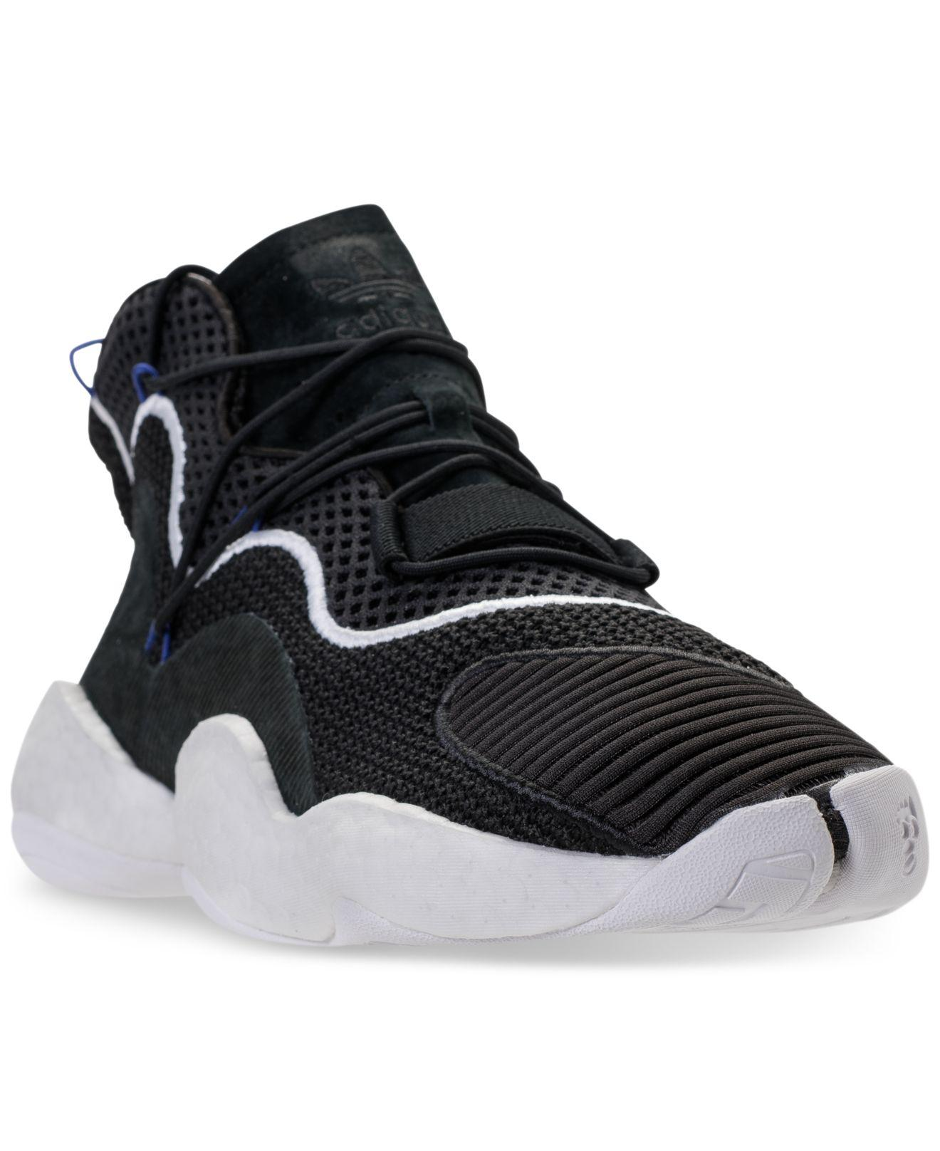 online store 48ee6 70755 Lyst - adidas Crazy Byw Basketball Sneakers From Finish Line