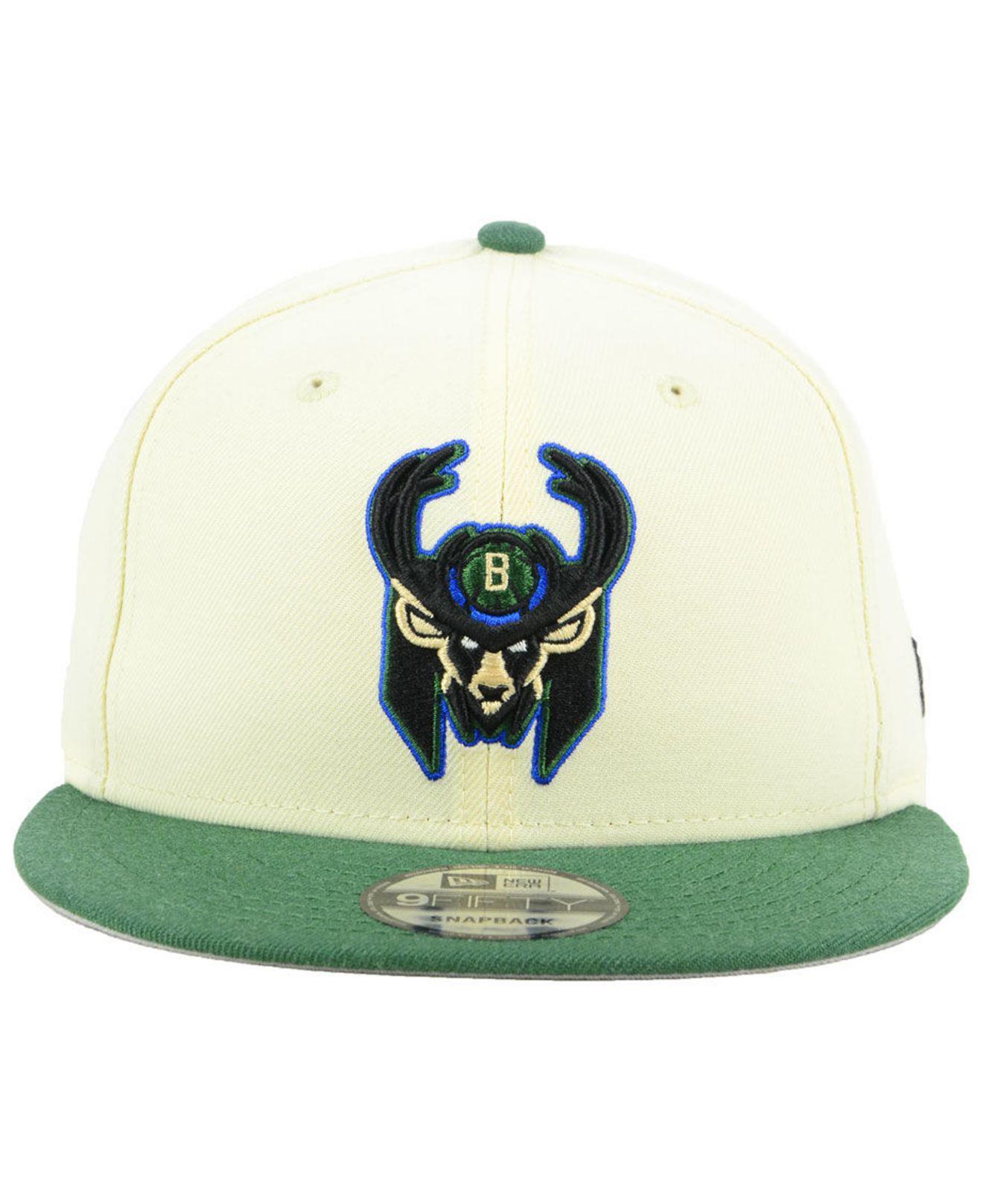 Lyst - KTZ Milwaukee Bucks Light City Combo 9fifty Snapback Cap in Green  for Men 2c953420ca4f