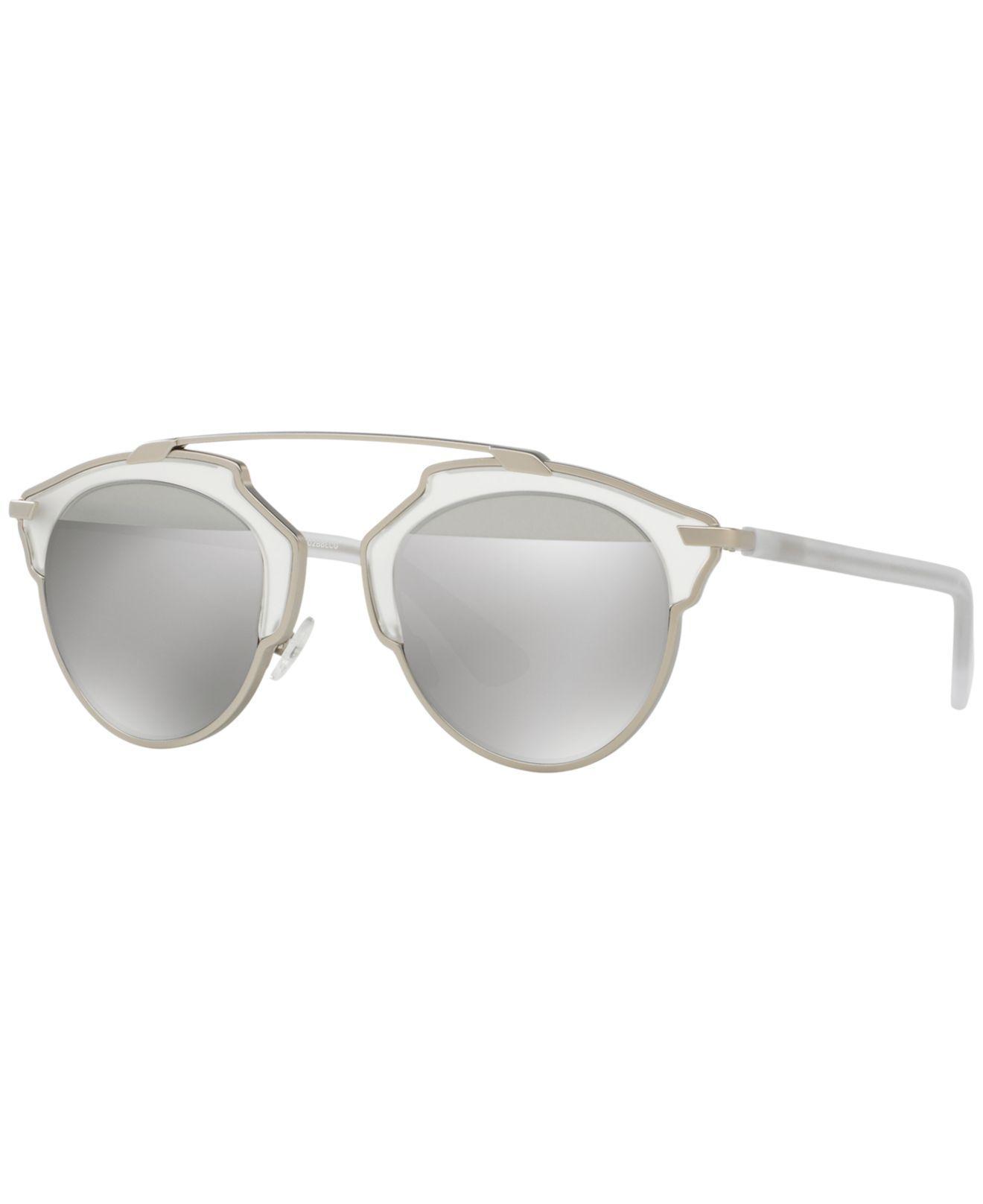 07f0ff8cdf3 Dior. Women s Metallic Sunglasses