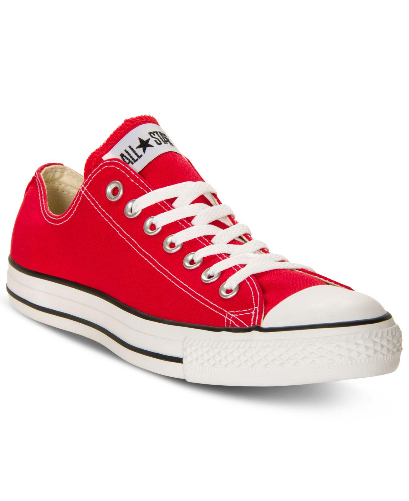 4aa1f06df59f Lyst - Converse Men s Chuck Taylor All Star Sneakers From Finish ...