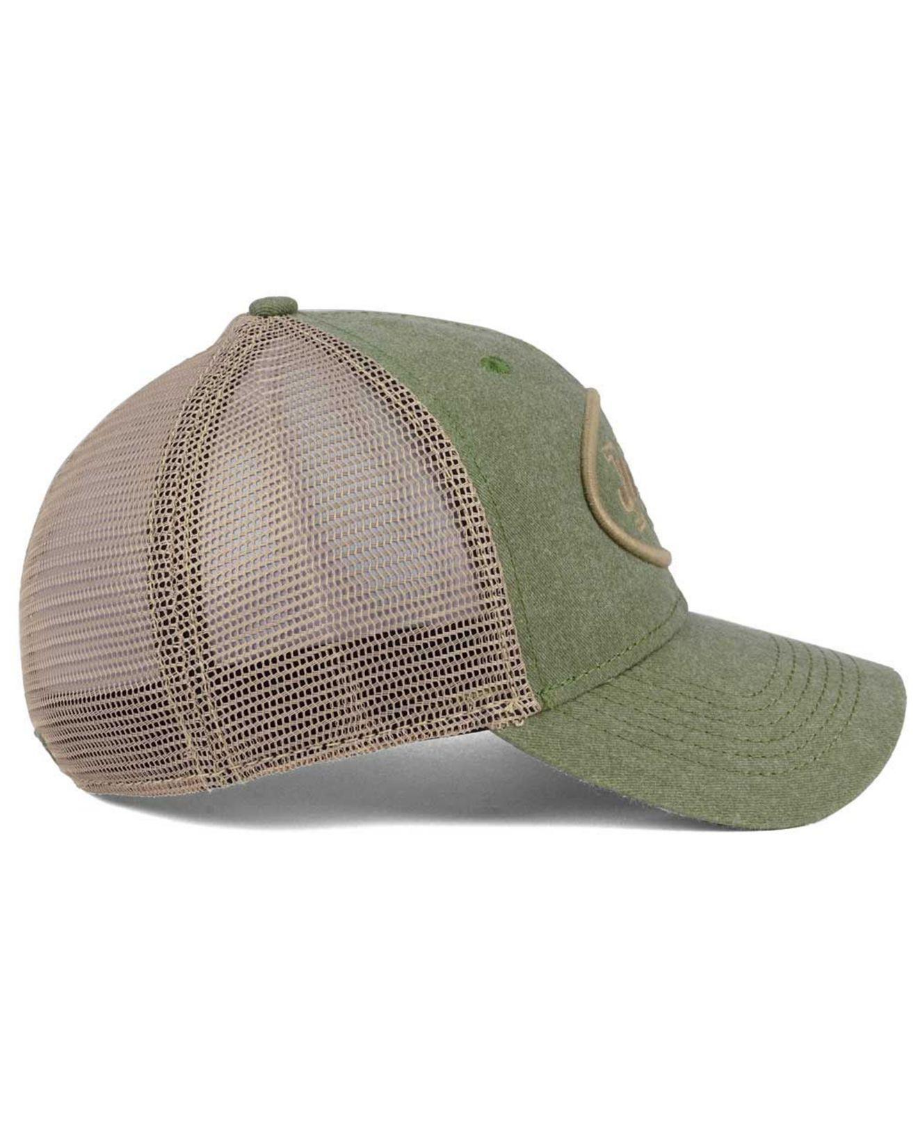 finest selection 8e800 51fa5 47 Brand New York Jets Summerland Contender Flex Cap in Green for ...