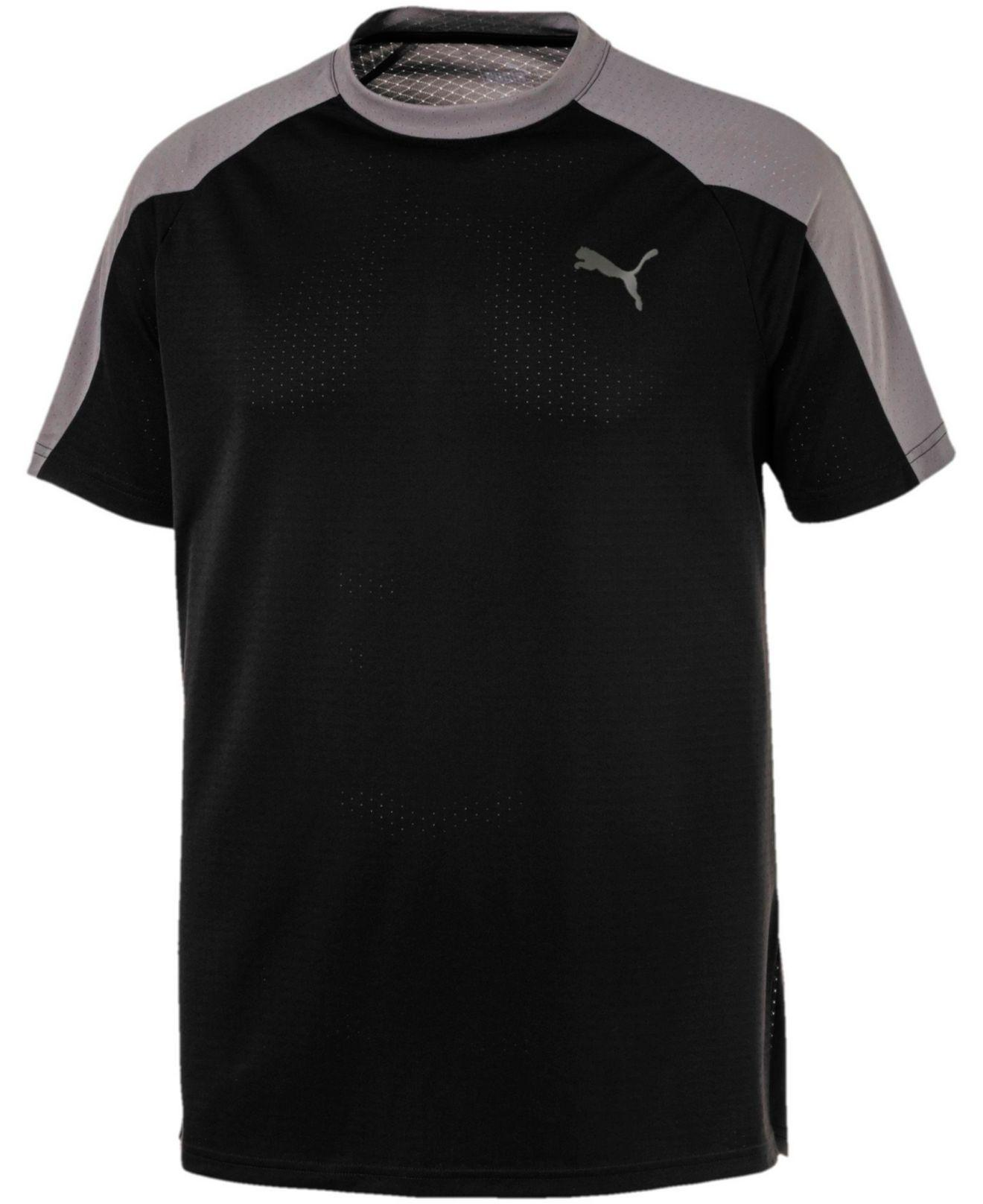 PUMA Synthetic Drycell Performance T-shirt in Black for Men - Lyst