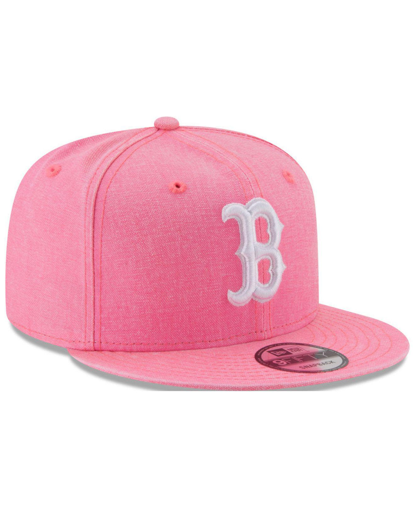 low priced ef7f7 ae3fc italy chicago white sox new era mlb neon time 9fifty snapback cap e6f6d  87374  cheapest lyst ktz boston red sox neon time 9fifty snapback cap in  pink 2e456 ...