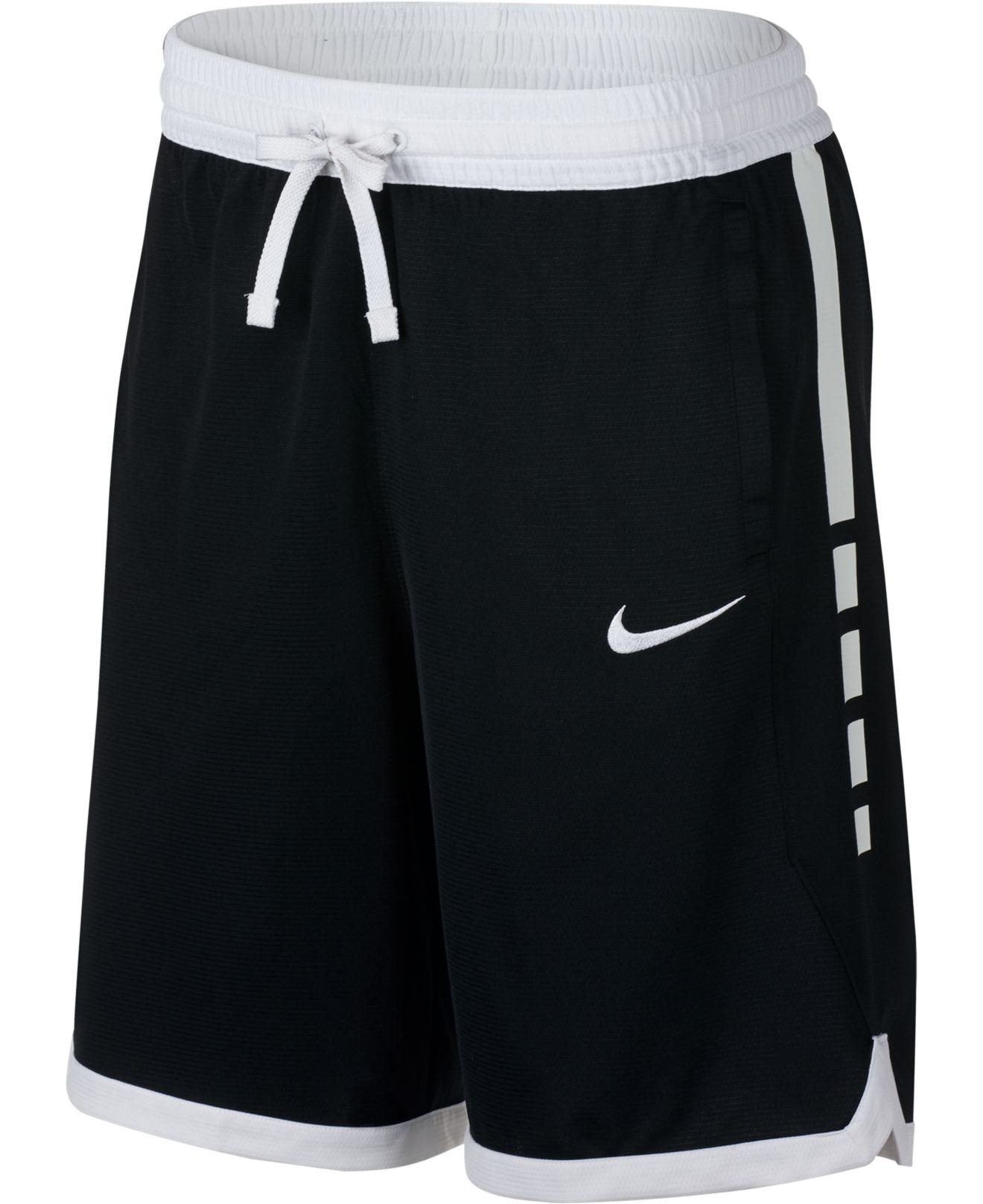 c9aa2fe1bc60 Lyst - Nike Dri-fit Elite Basketball Shorts in Black for Men