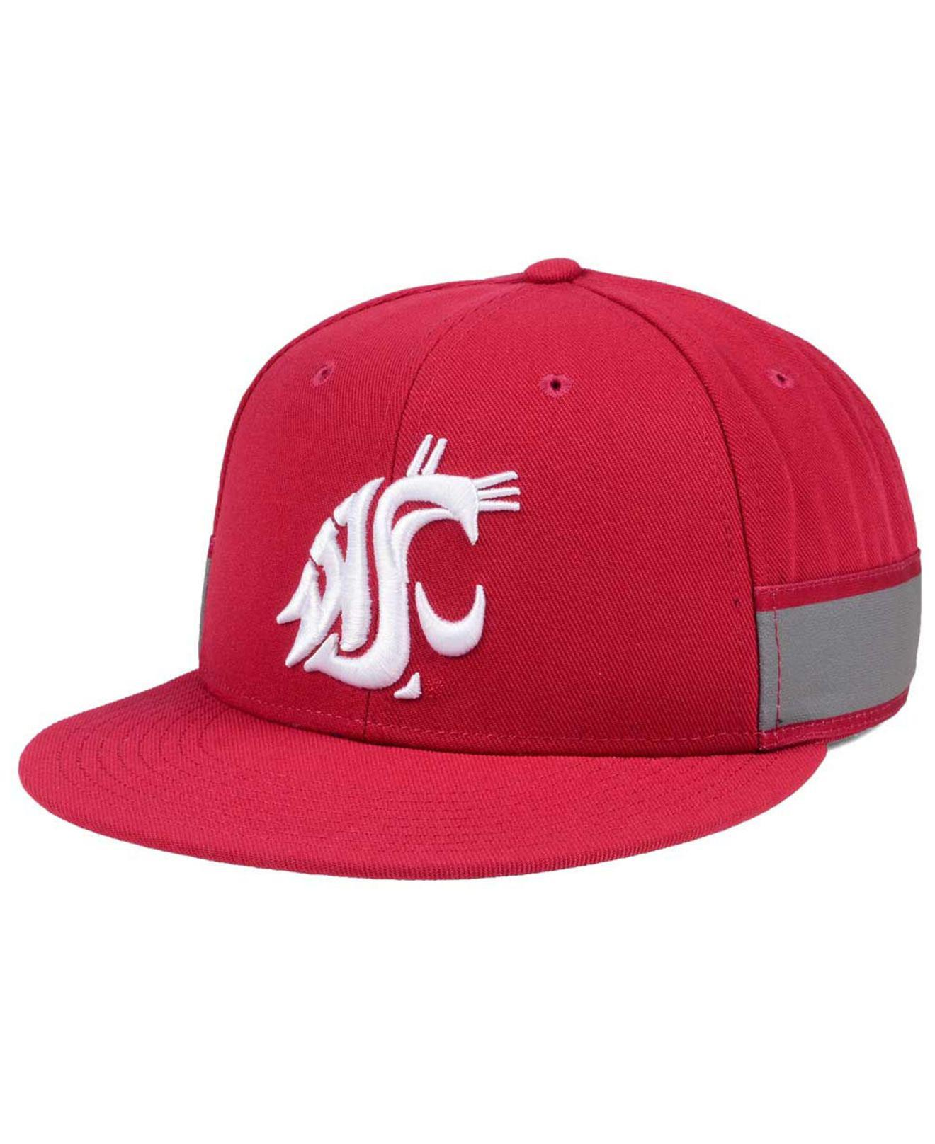 size 40 d2dc3 85ca0 Lyst - Nike True Woven Stripe Snapback Cap in Red for Men