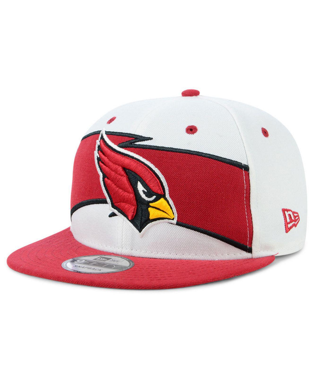 best service 5f27d 5ef2c Lyst - KTZ Arizona Cardinals Thanksgiving 9fifty Cap in White for Men