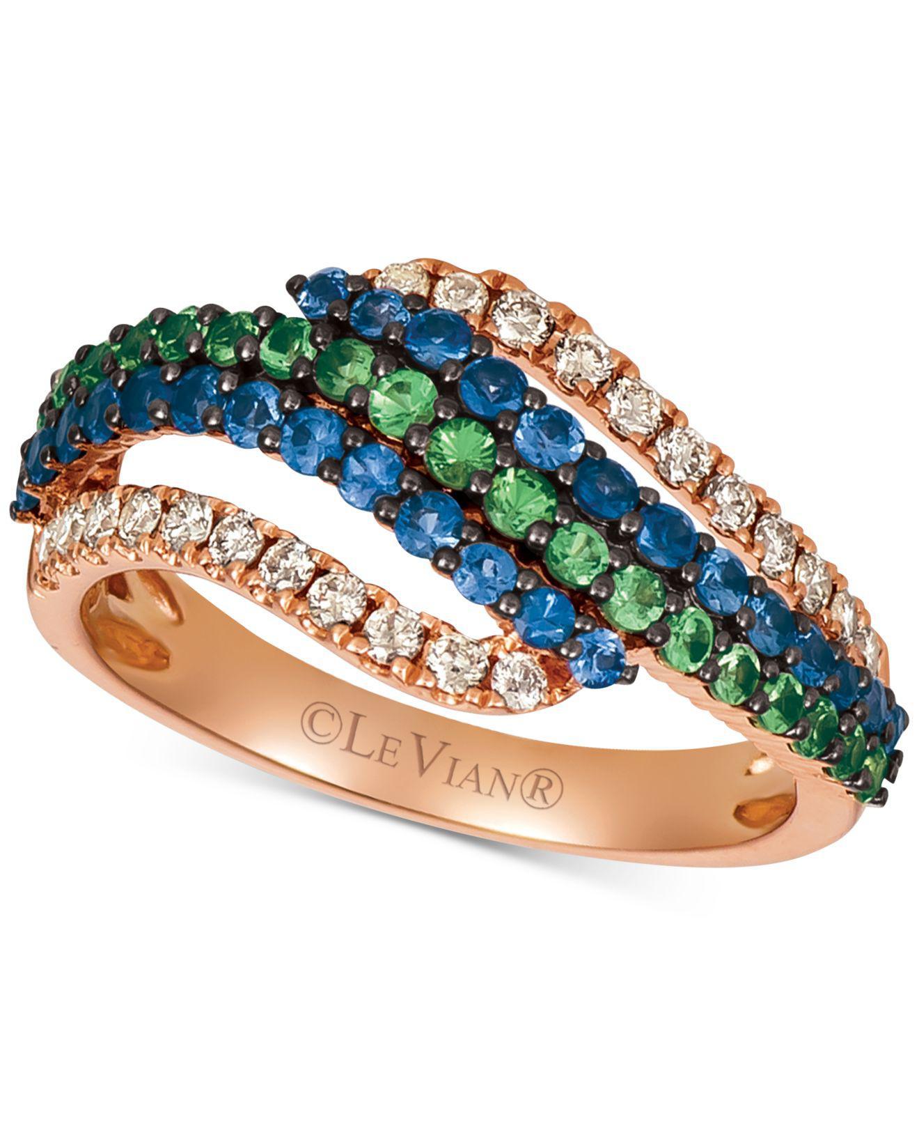 Le Vian Nude Diamond™ Statement Ring (5/8 ct. t.w.) in 14k