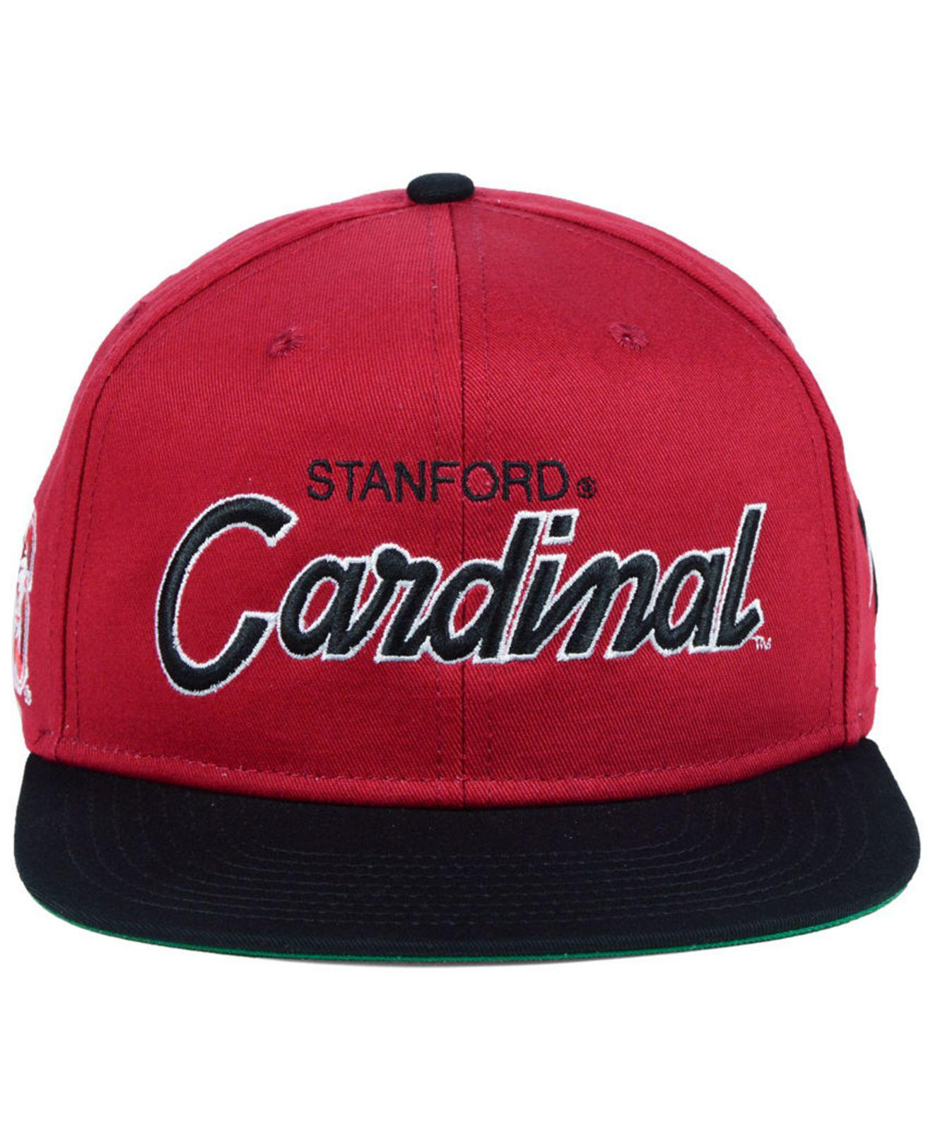 bf4c49f7369 Lyst - Nike Stanford Cardinal Sport Specialties Snapback Cap in Red for Men
