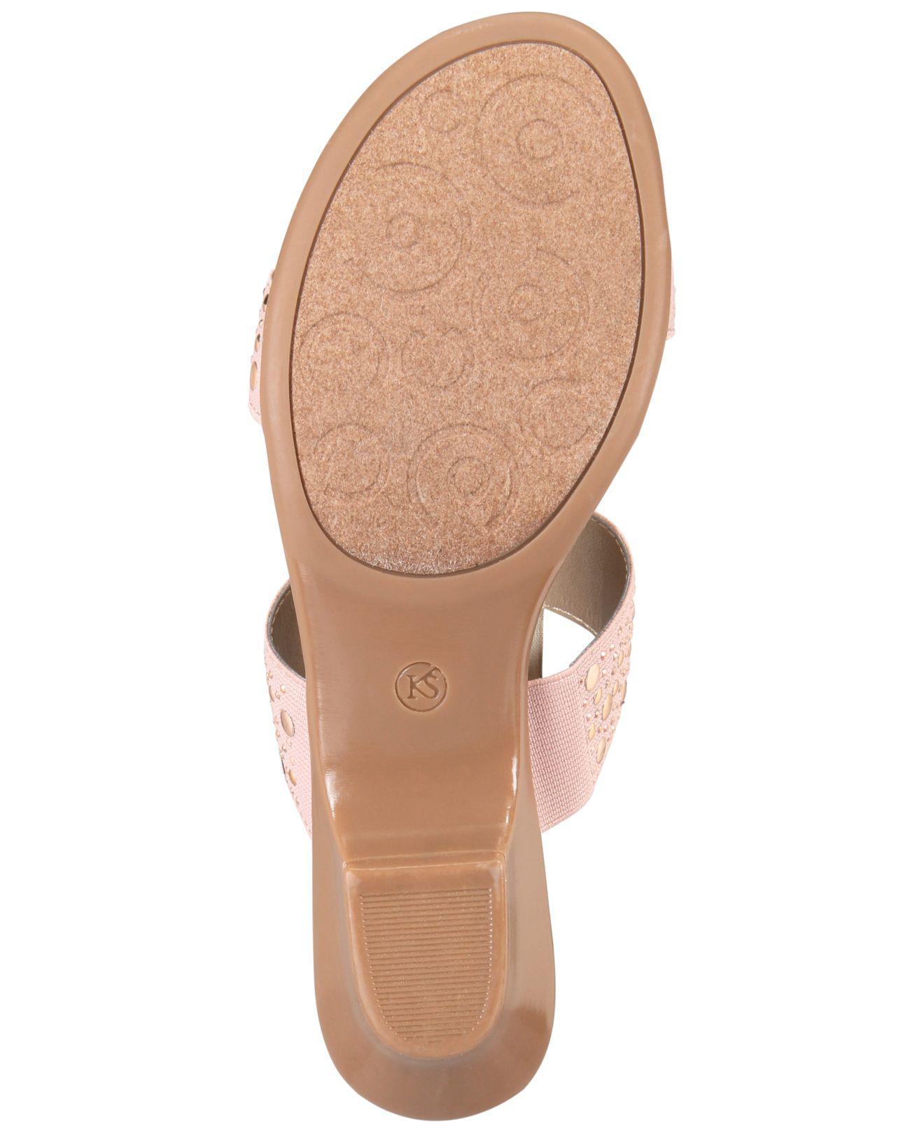 04dcb00dba003 Karen Scott Pink Eanna Sandals, Created For Macy's