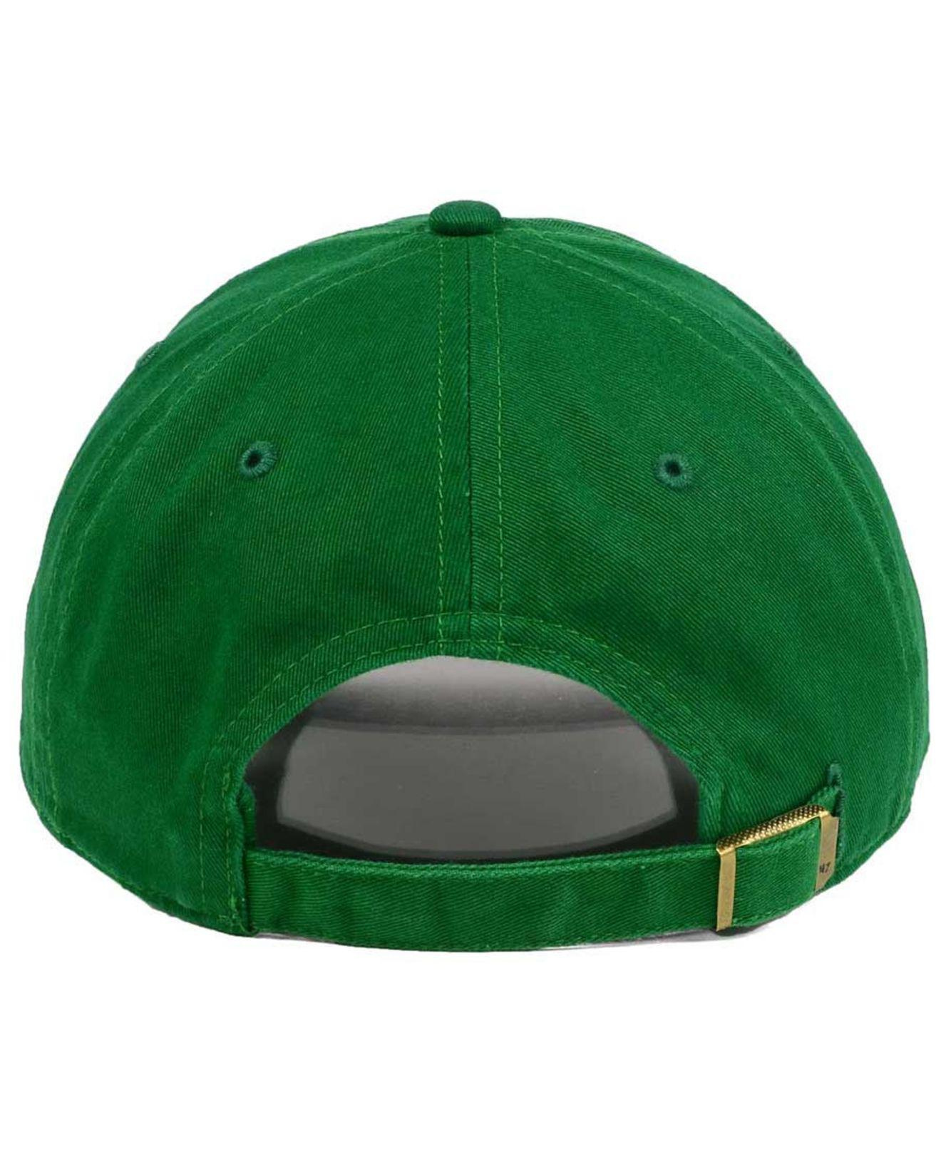official photos 97556 5c318 47 Brand - Green Baltimore Orioles Kelly White Clean Up Cap for Men - Lyst.  View fullscreen