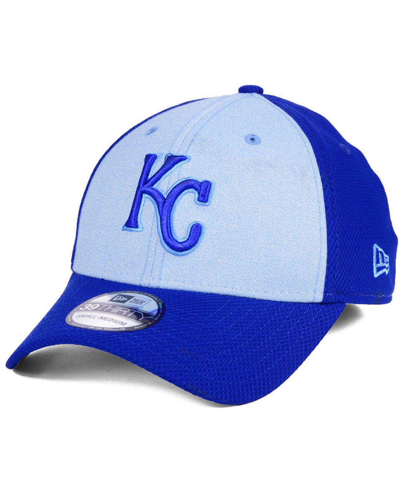 newest 82c21 450cf ... hat by new era 22a02 84951  amazon ktz. mens blue kansas city royals  fathers day 39thirty strapback cap 2018 eb7c4 72688