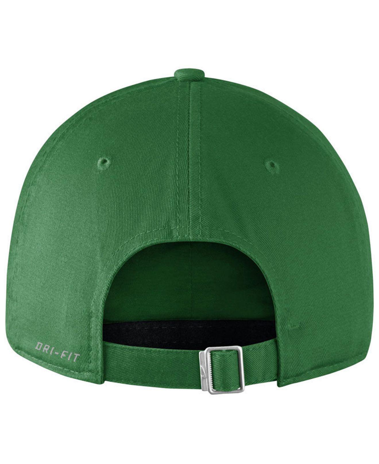c99edb3be4f32 Lyst - Nike Oregon Ducks Core Easy Adjustable Strapback Cap in Green for Men