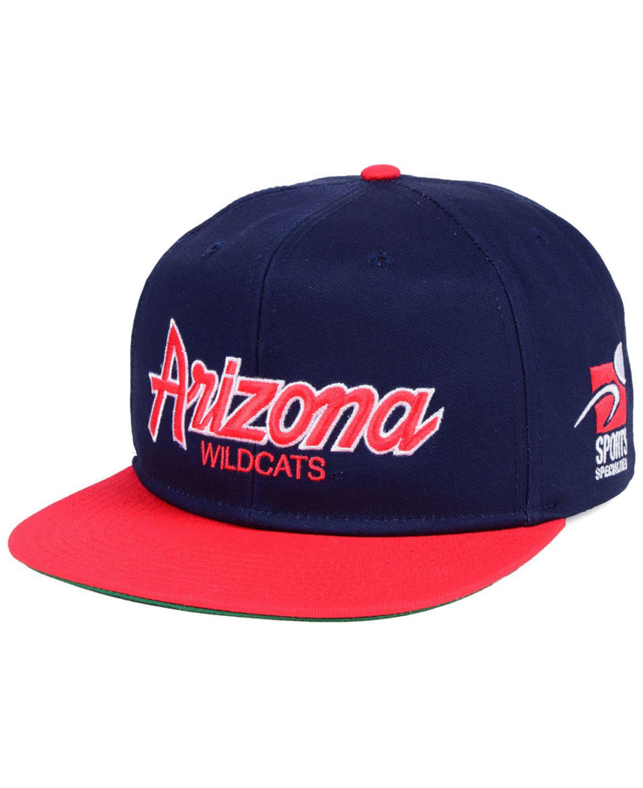 6af9c33d01ba2 ... greece nike. mens blue arizona wildcats sport specialties snapback cap  276d1 c5427