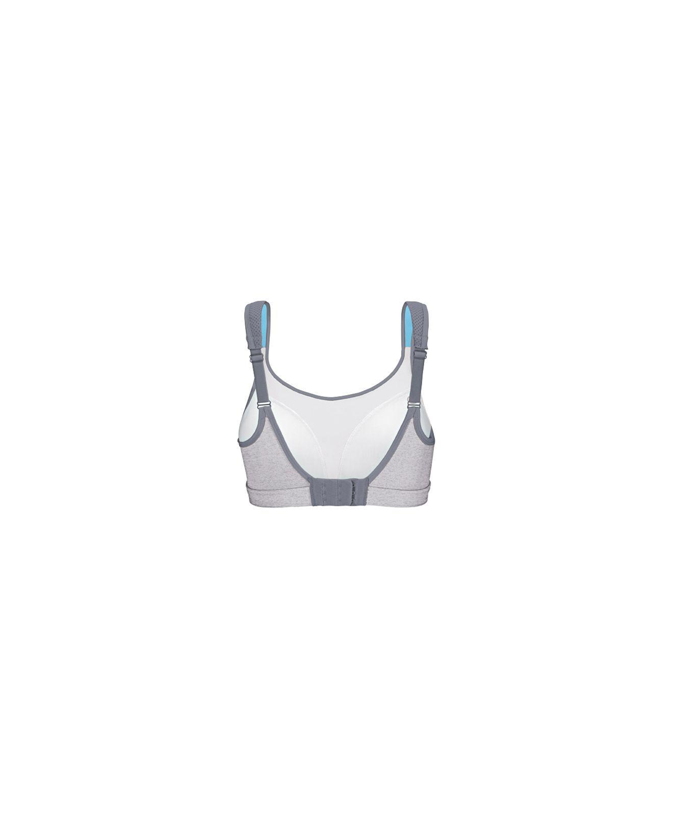 102dcd17b Champion - Gray Spot Comfort Maximum Support Sports Bra 1602 - Lyst. View  fullscreen