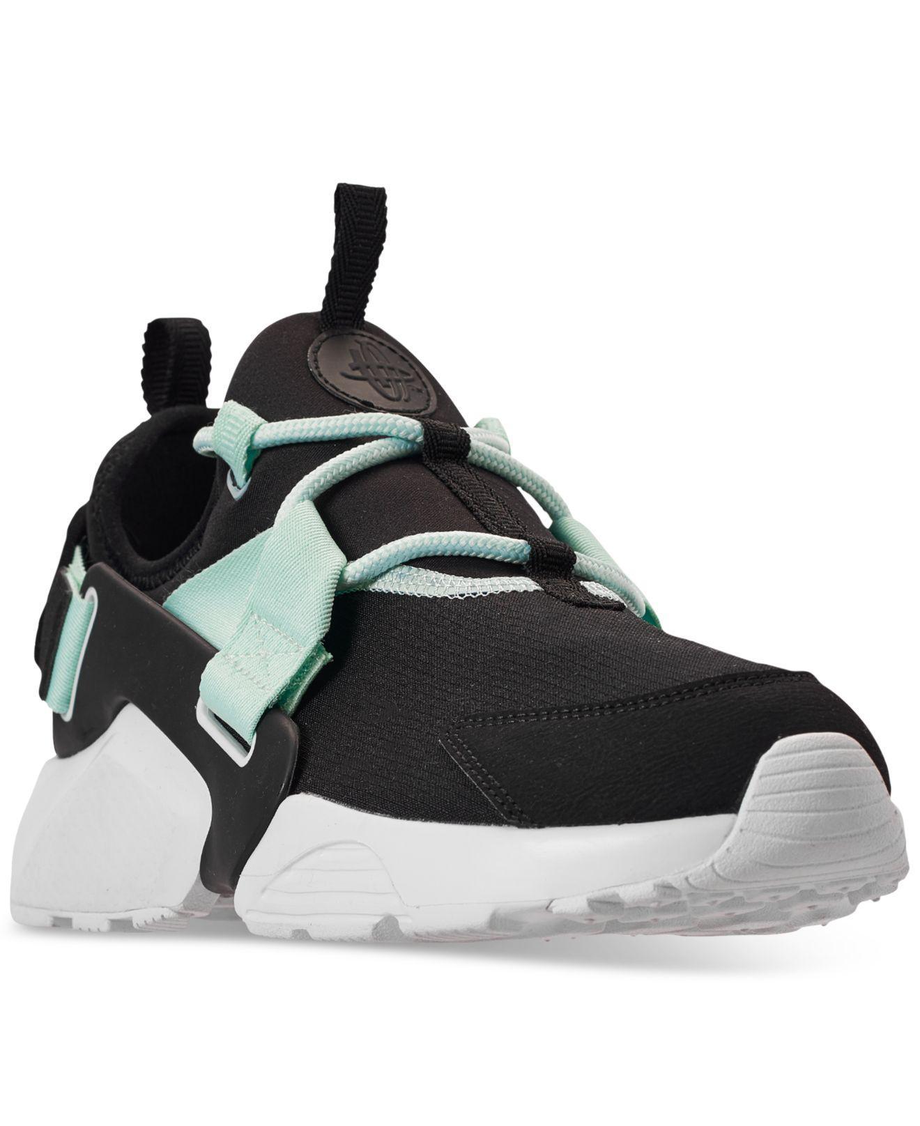 dfd76dc0b615e Nike - Black Air Huarache City Sneaker - Lyst. View fullscreen
