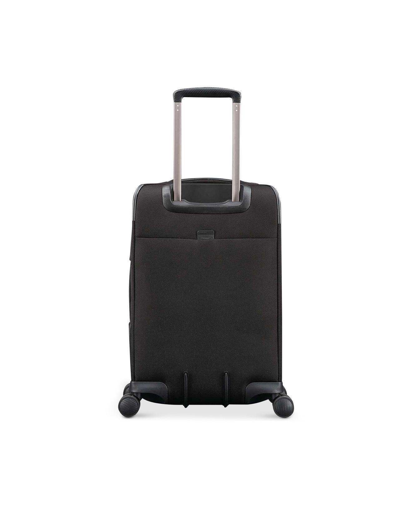4e139027a8 Lyst - Hartmann Century Global Expandable Carry-on Spinner Suitcase in  Black for Men - Save 21.875%