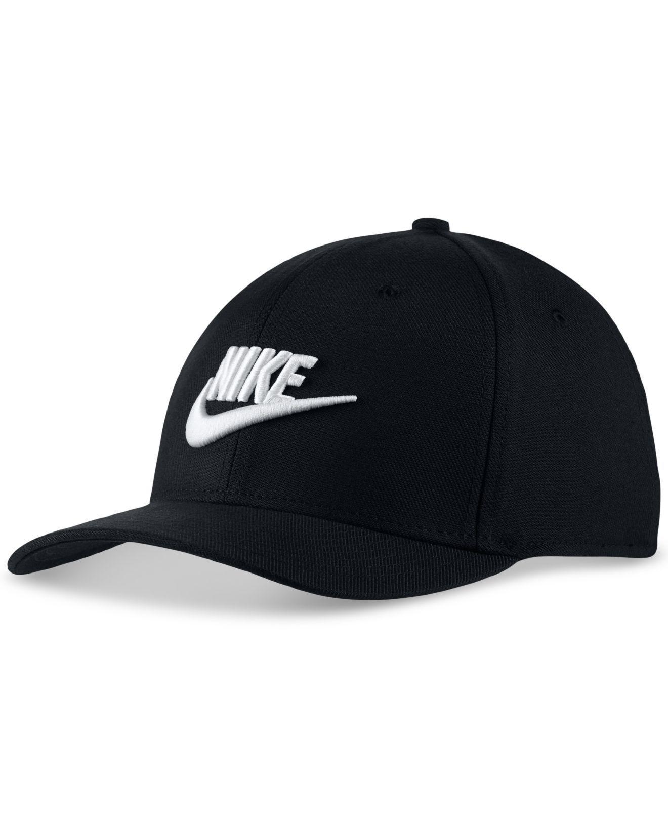 Lyst - Nike Sportswear Dri-fit Stretch Fit Hat in Black for Men e8f39e0d65d7