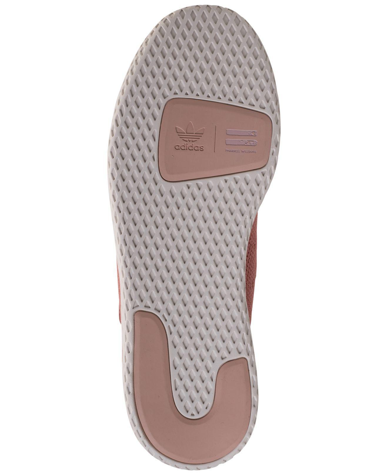 4ea60a8d0dcea Lyst - adidas Women s Originals Pharrell Williams Tennis Hu Casual ...
