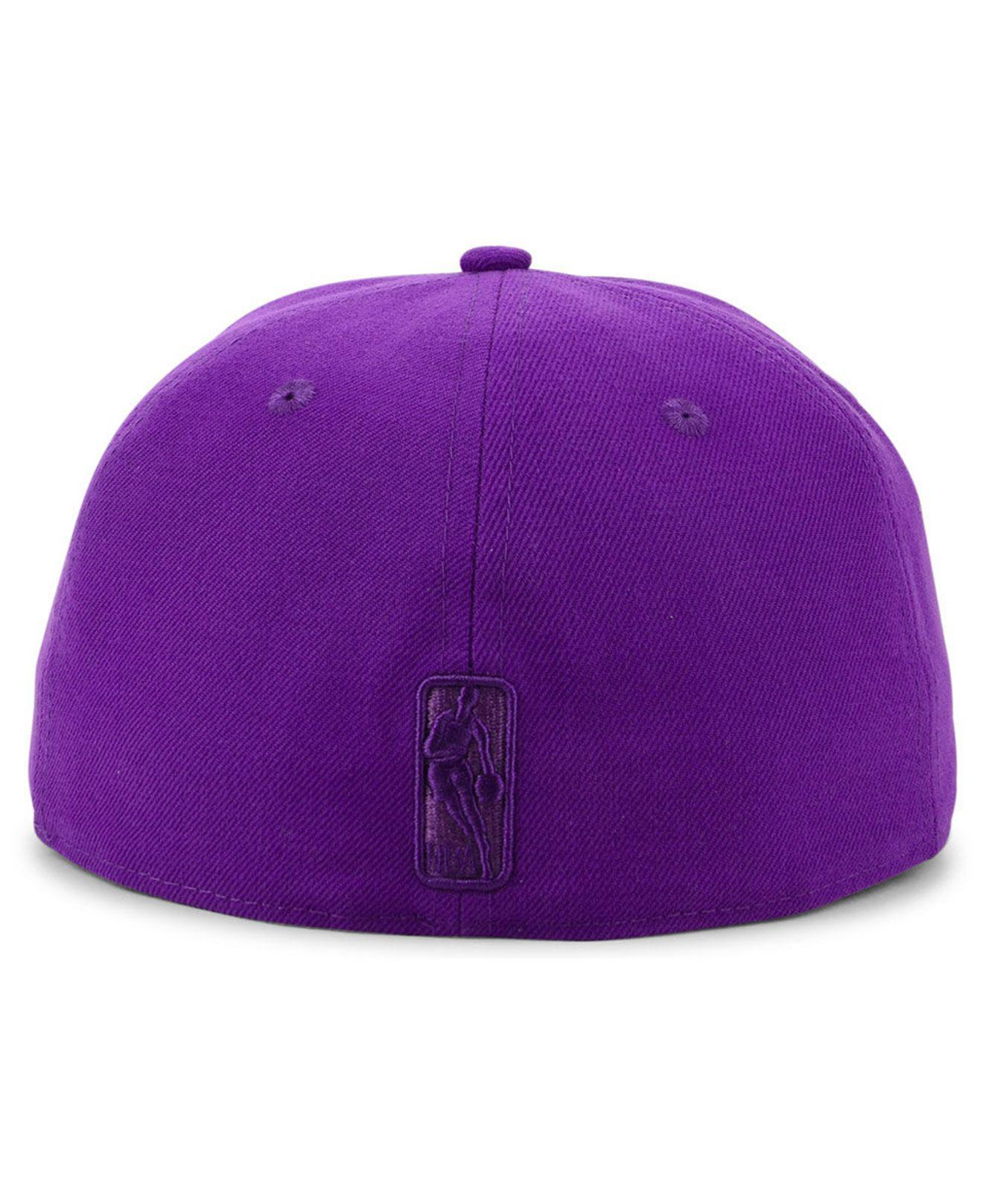 finest selection 11769 13e68 ... where can i buy milwaukee bucks color prism pack 59fifty fitted cap for men  lyst.