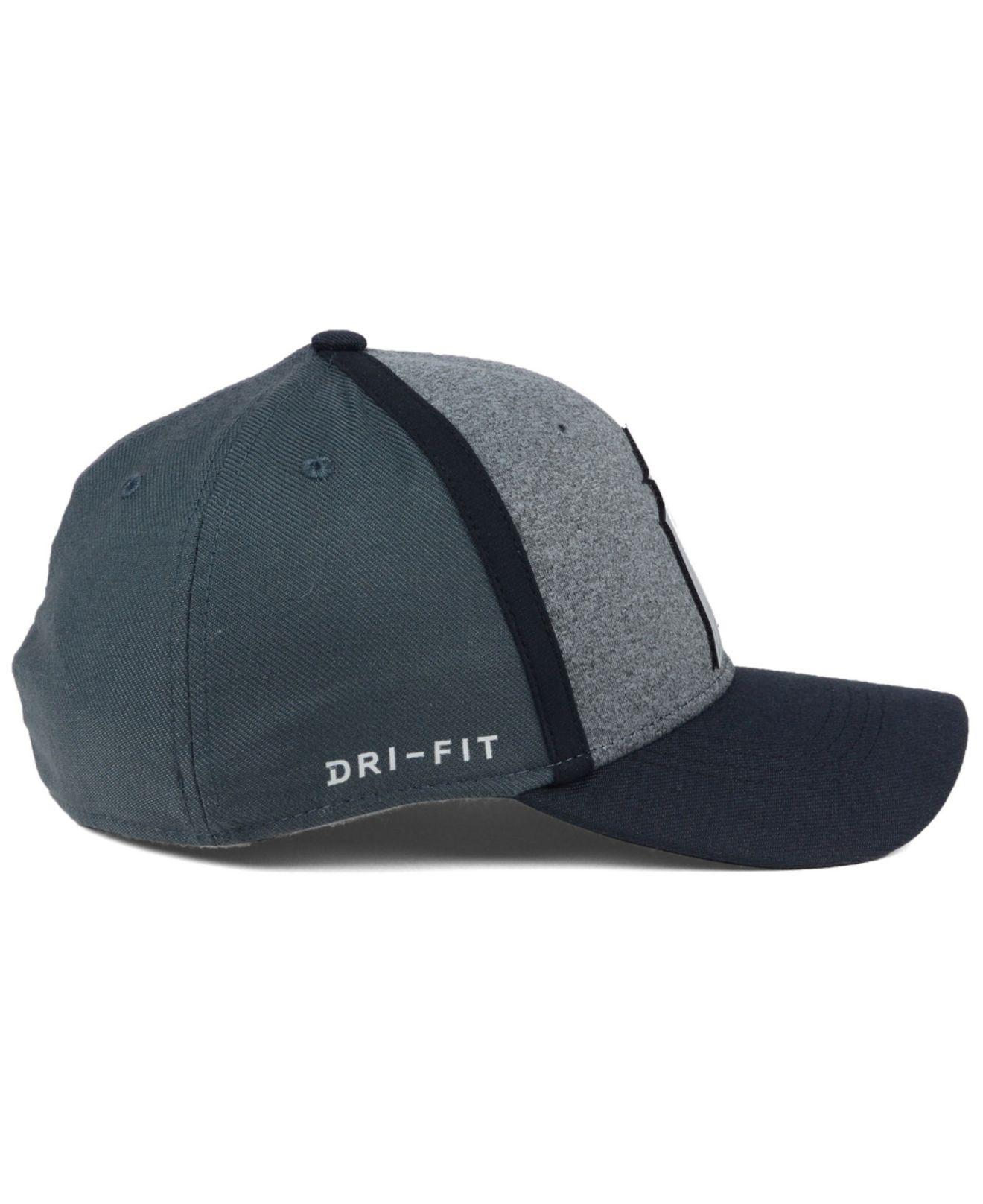 a954e84d Nike - Black Reflective Swooshflex Cap for Men - Lyst. View fullscreen